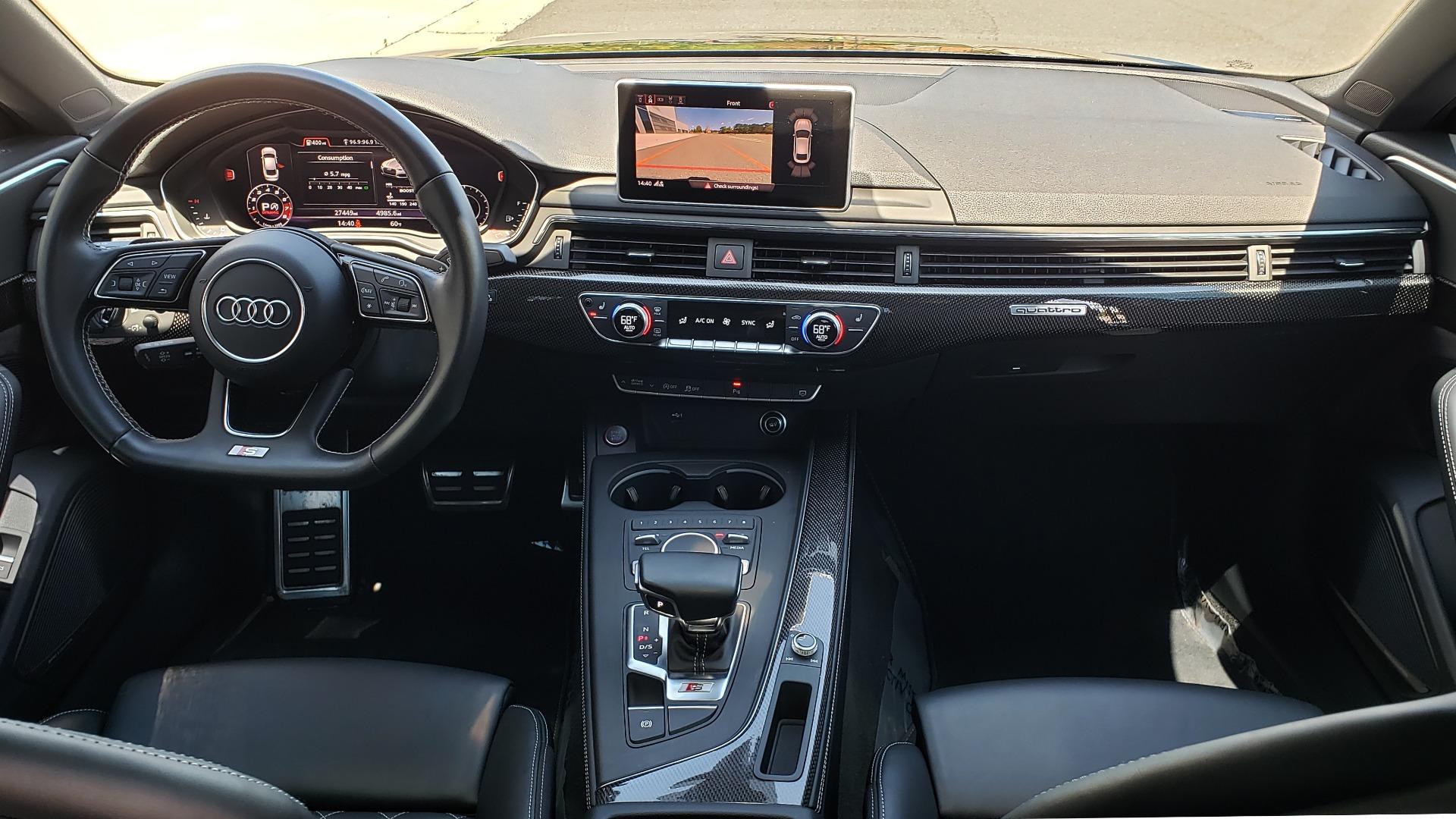 Used 2018 Audi S5 SPORTBACK PRESTIGE S-SPORT / NAV / SUNROOF / HUD / B&O SND / REARVIEW for sale $48,995 at Formula Imports in Charlotte NC 28227 67