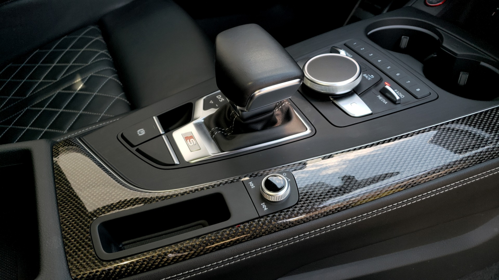 Used 2018 Audi S5 SPORTBACK PRESTIGE S-SPORT / NAV / SUNROOF / HUD / B&O SND / REARVIEW for sale $48,995 at Formula Imports in Charlotte NC 28227 70