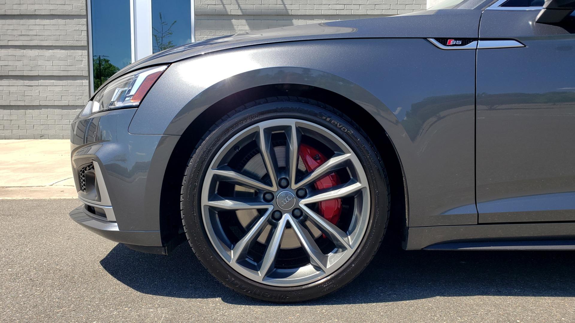 Used 2018 Audi S5 SPORTBACK PRESTIGE S-SPORT / NAV / SUNROOF / HUD / B&O SND / REARVIEW for sale $48,995 at Formula Imports in Charlotte NC 28227 72
