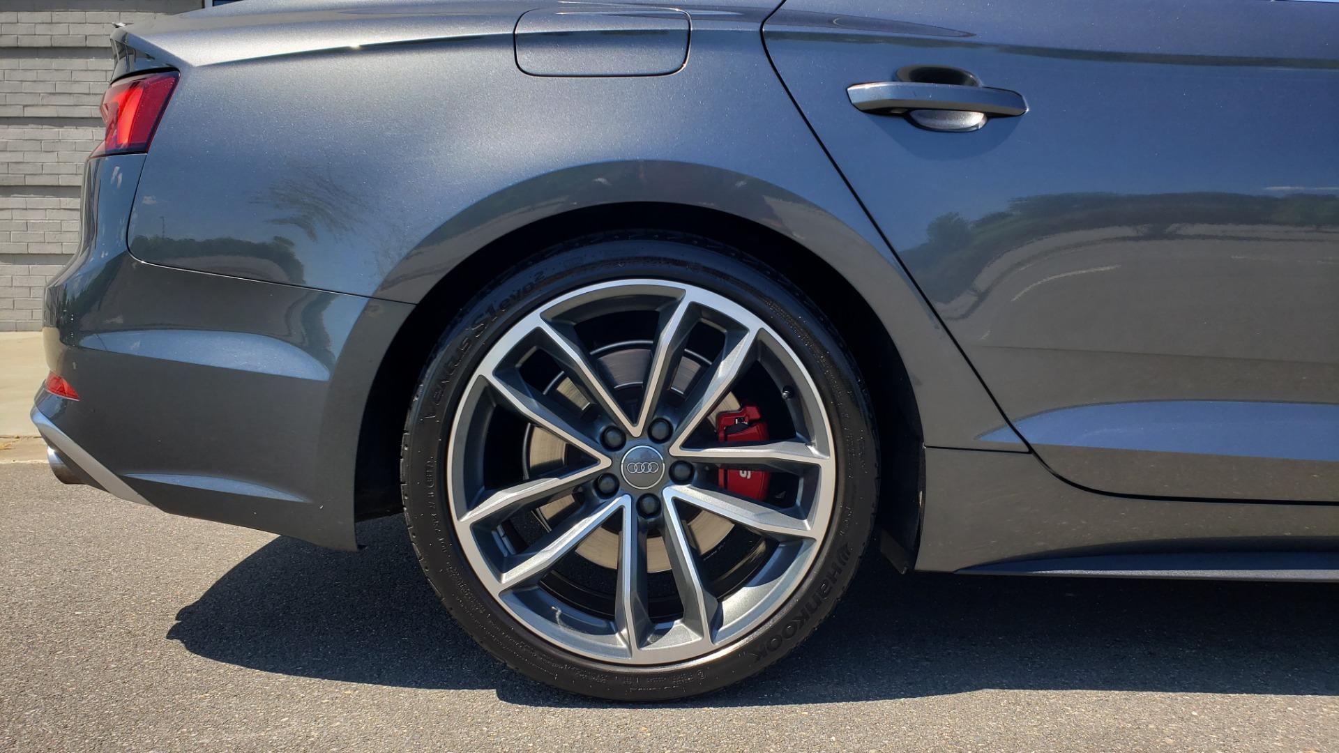 Used 2018 Audi S5 SPORTBACK PRESTIGE S-SPORT / NAV / SUNROOF / HUD / B&O SND / REARVIEW for sale $48,995 at Formula Imports in Charlotte NC 28227 74