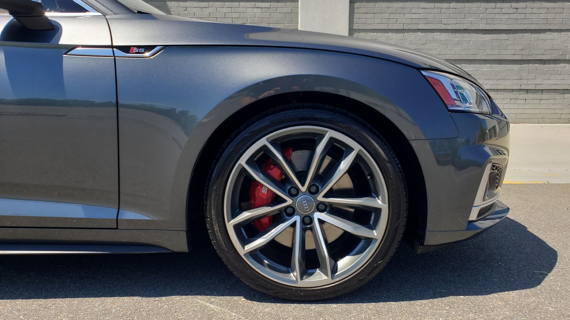 Used 2018 Audi S5 SPORTBACK PRESTIGE S-SPORT / NAV / SUNROOF / HUD / B&O SND / REARVIEW for sale $48,995 at Formula Imports in Charlotte NC 28227 75