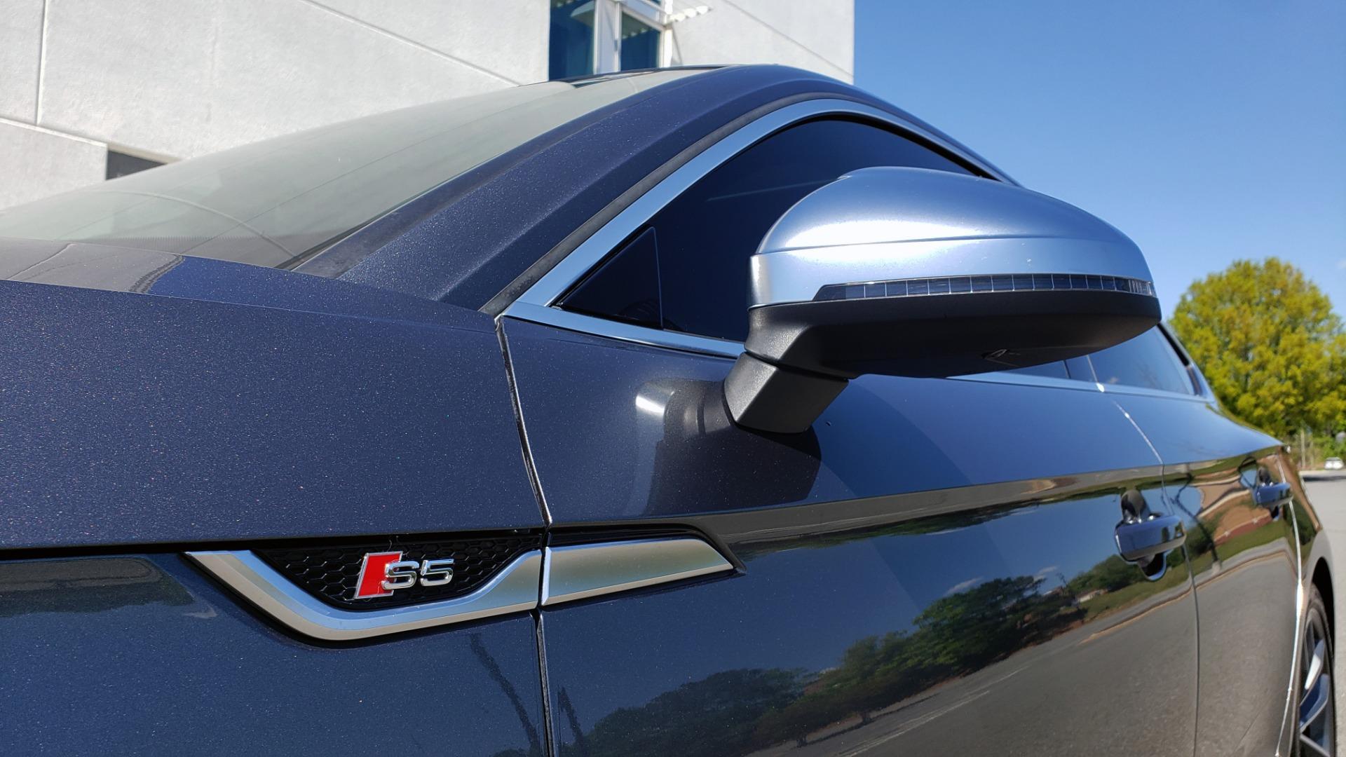Used 2018 Audi S5 SPORTBACK PRESTIGE S-SPORT / NAV / SUNROOF / HUD / B&O SND / REARVIEW for sale $48,995 at Formula Imports in Charlotte NC 28227 8