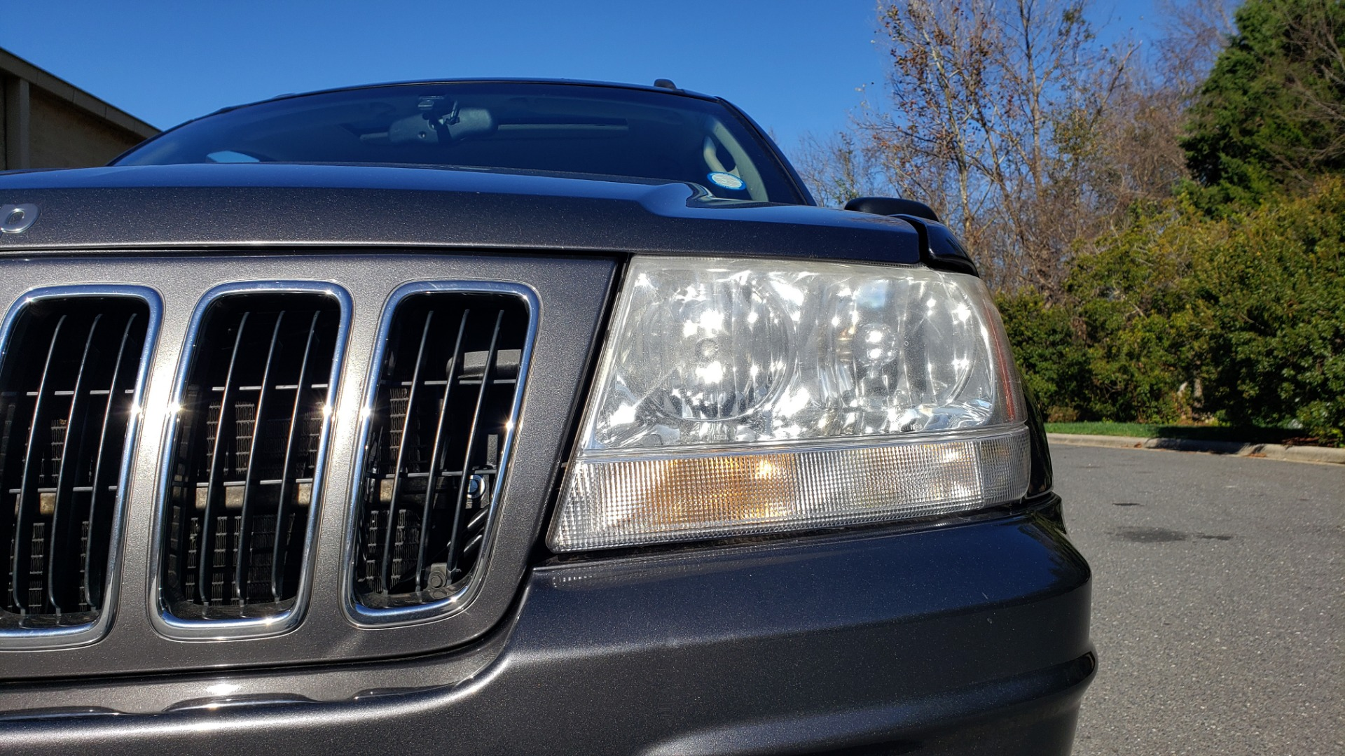 Used 2002 Jeep GRAND CHEROKEE LIMITED 4X4 / SUNROOF / 4.7L V8 / 5-SPD AUTO / CLD WTHR for sale Sold at Formula Imports in Charlotte NC 28227 26