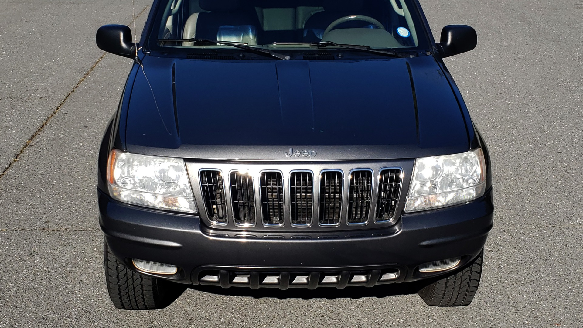 Used 2002 Jeep GRAND CHEROKEE LIMITED 4X4 / SUNROOF / 4.7L V8 / 5-SPD AUTO / CLD WTHR for sale Sold at Formula Imports in Charlotte NC 28227 27