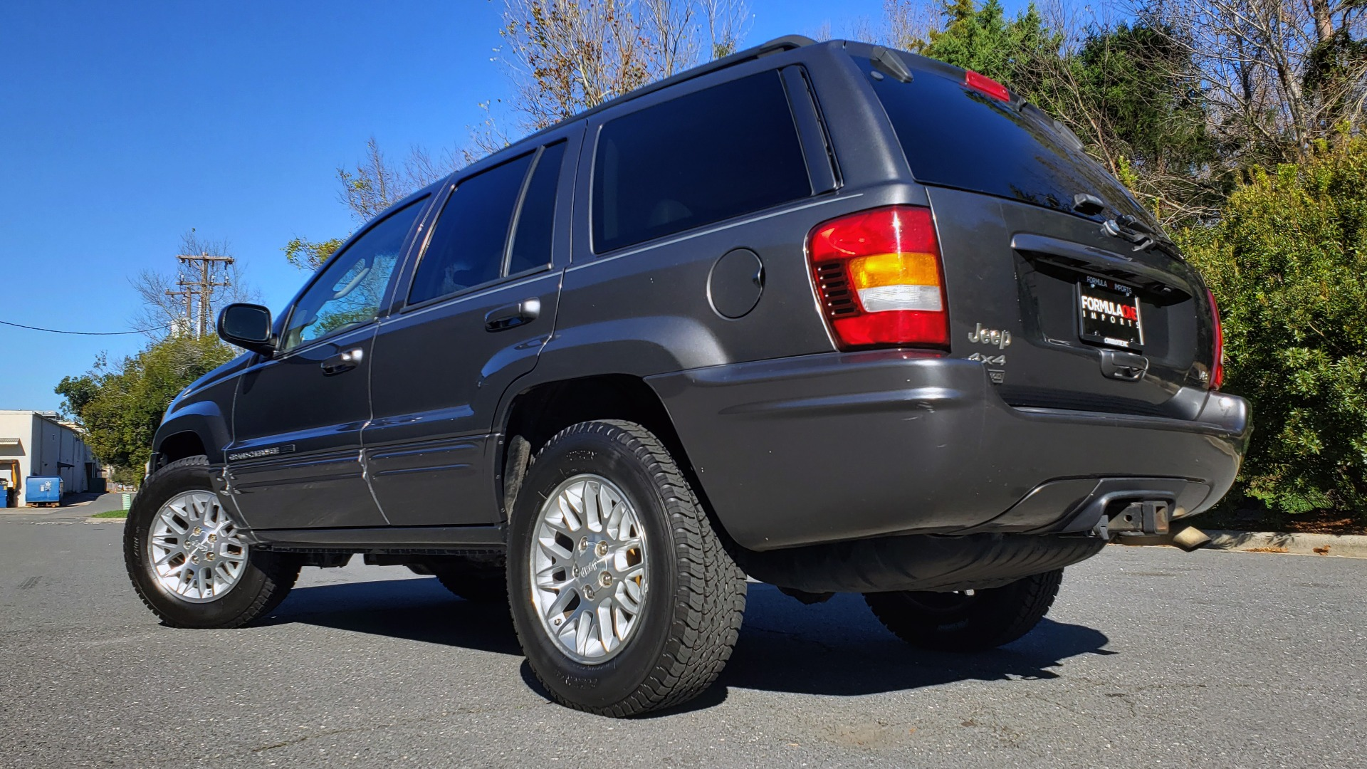 Used 2002 Jeep GRAND CHEROKEE LIMITED 4X4 / SUNROOF / 4.7L V8 / 5-SPD AUTO / CLD WTHR for sale Sold at Formula Imports in Charlotte NC 28227 77