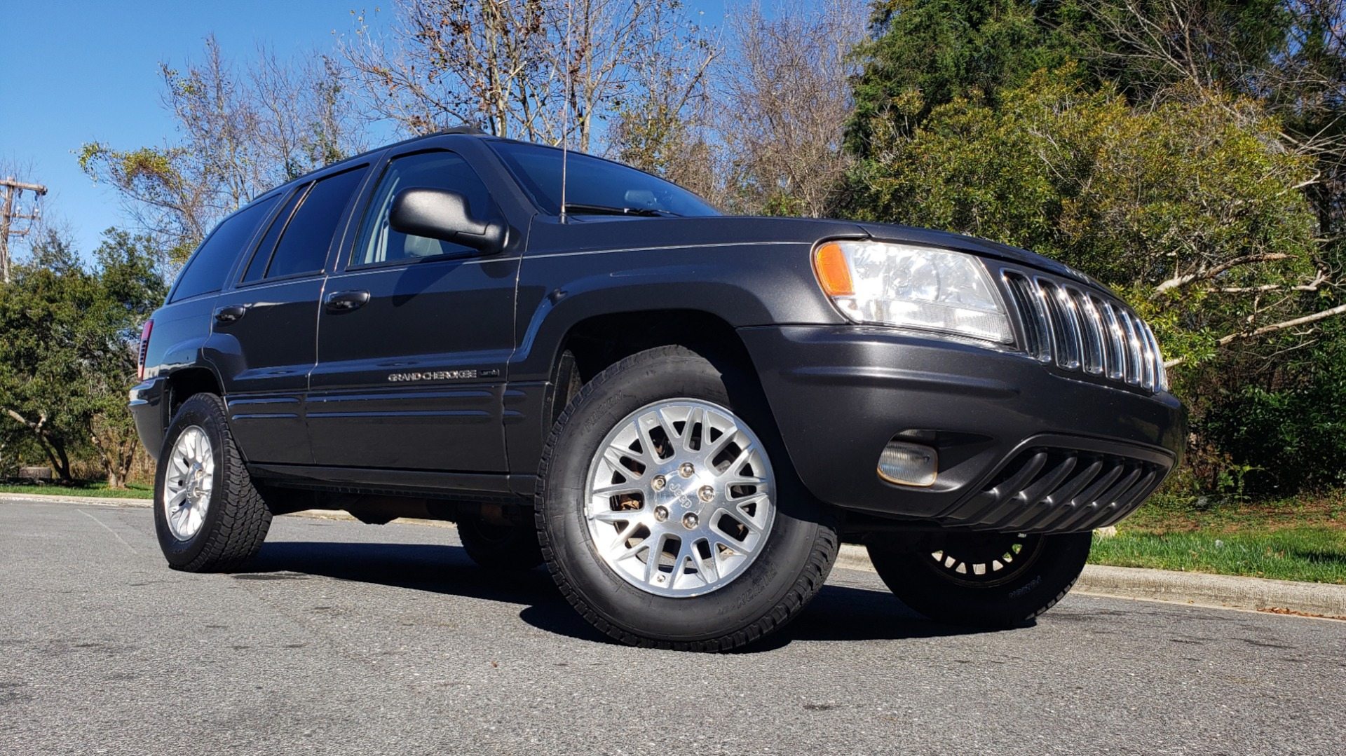 Used 2002 Jeep GRAND CHEROKEE LIMITED 4X4 / SUNROOF / 4.7L V8 / 5-SPD AUTO / CLD WTHR for sale Sold at Formula Imports in Charlotte NC 28227 78