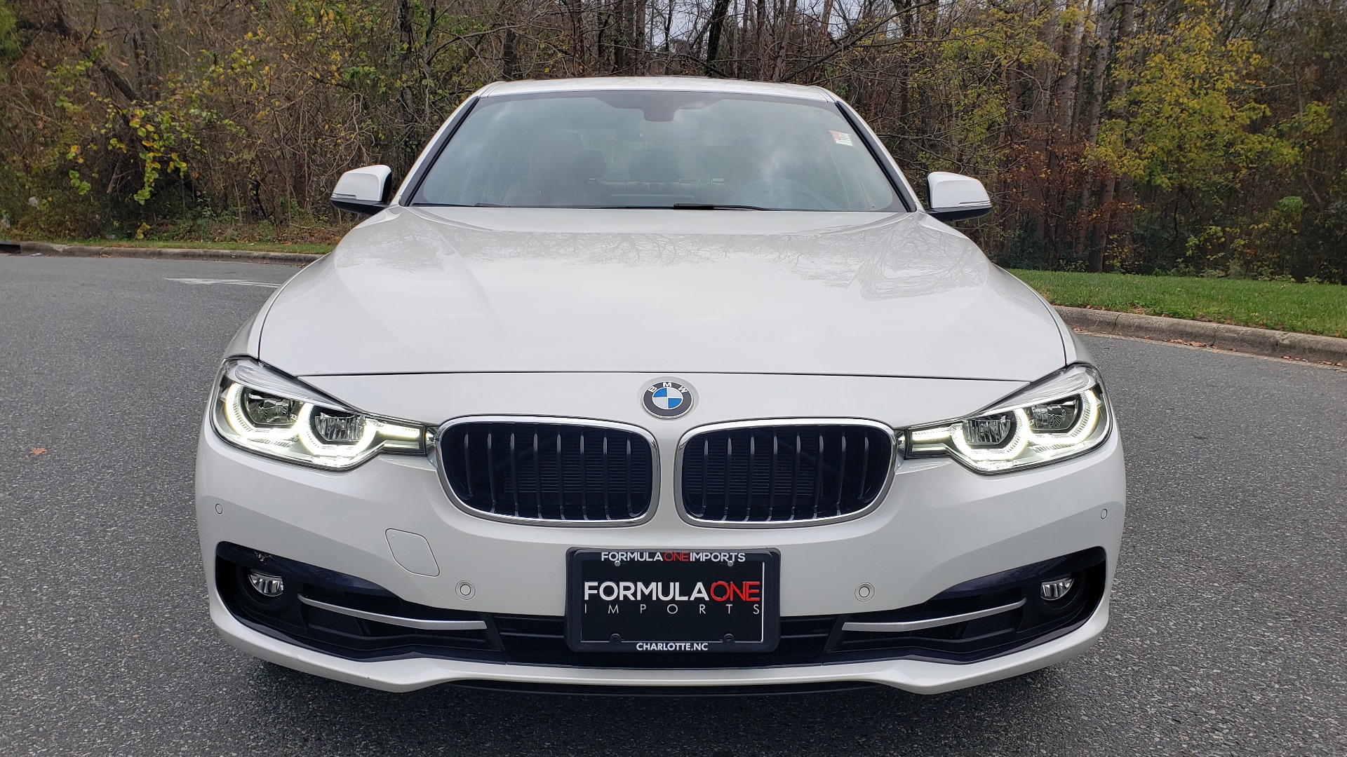 Used 2017 BMW 3 SERIES 330I XDRIVE PREMIUM / NAV / DRVR ASST / CLD WTHR / REARVIEW for sale $24,695 at Formula Imports in Charlotte NC 28227 17