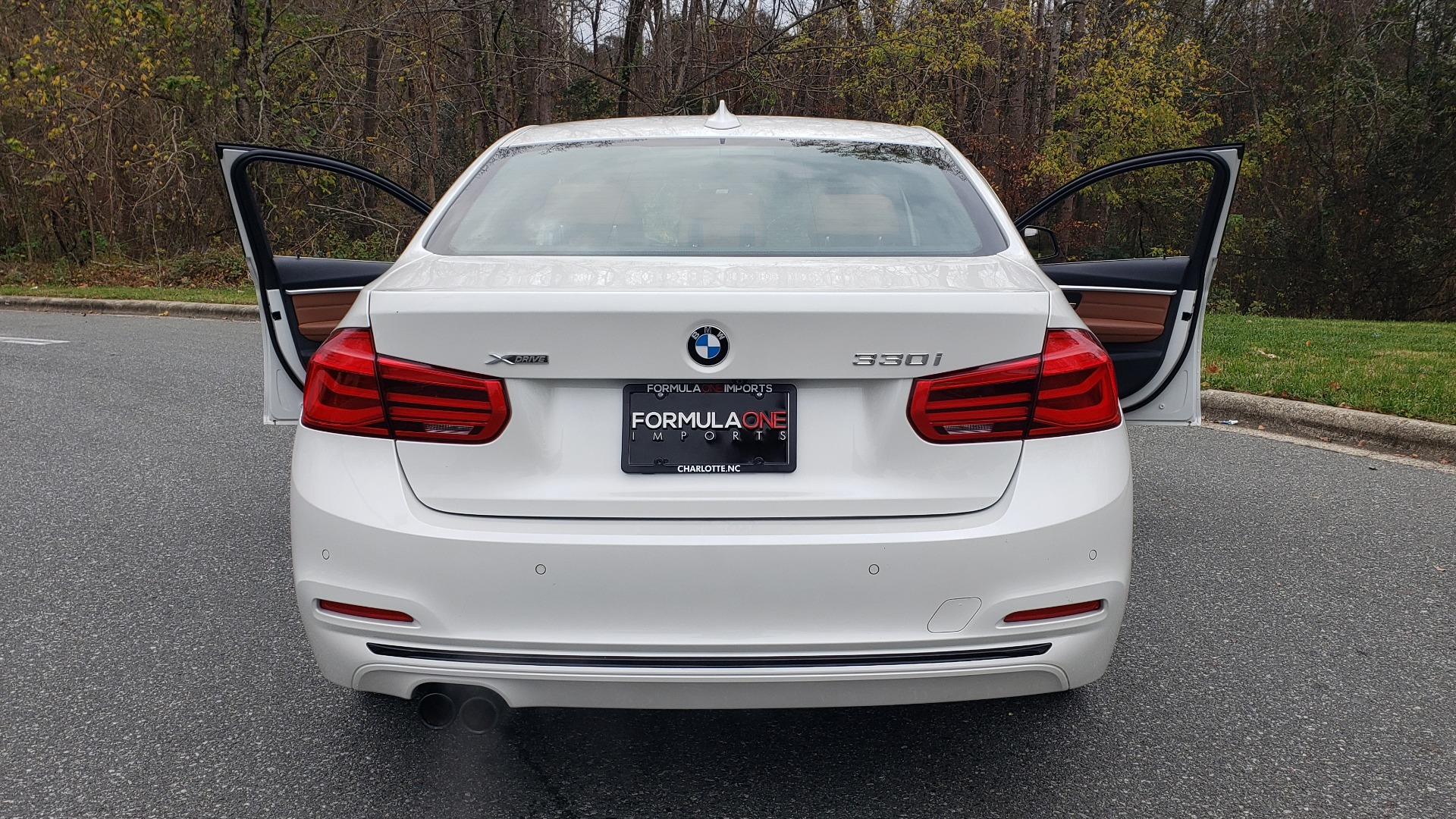 Used 2017 BMW 3 SERIES 330I XDRIVE PREMIUM / NAV / DRVR ASST / CLD WTHR / REARVIEW for sale $24,695 at Formula Imports in Charlotte NC 28227 23