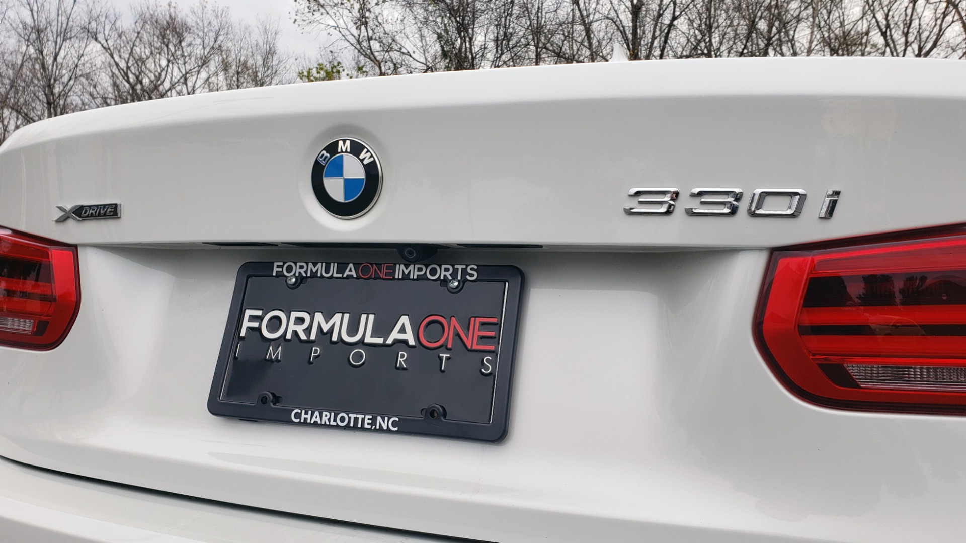 Used 2017 BMW 3 SERIES 330I XDRIVE PREMIUM / NAV / DRVR ASST / CLD WTHR / REARVIEW for sale $24,695 at Formula Imports in Charlotte NC 28227 26