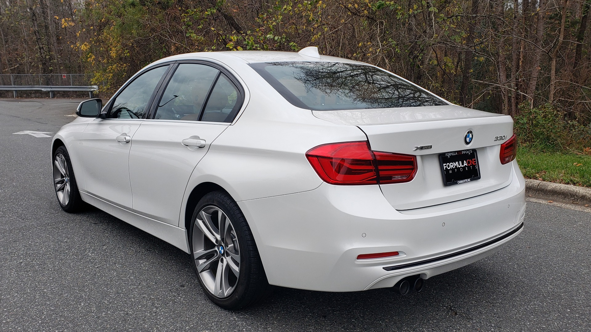 Used 2017 BMW 3 SERIES 330I XDRIVE PREMIUM / NAV / DRVR ASST / CLD WTHR / REARVIEW for sale $24,695 at Formula Imports in Charlotte NC 28227 3