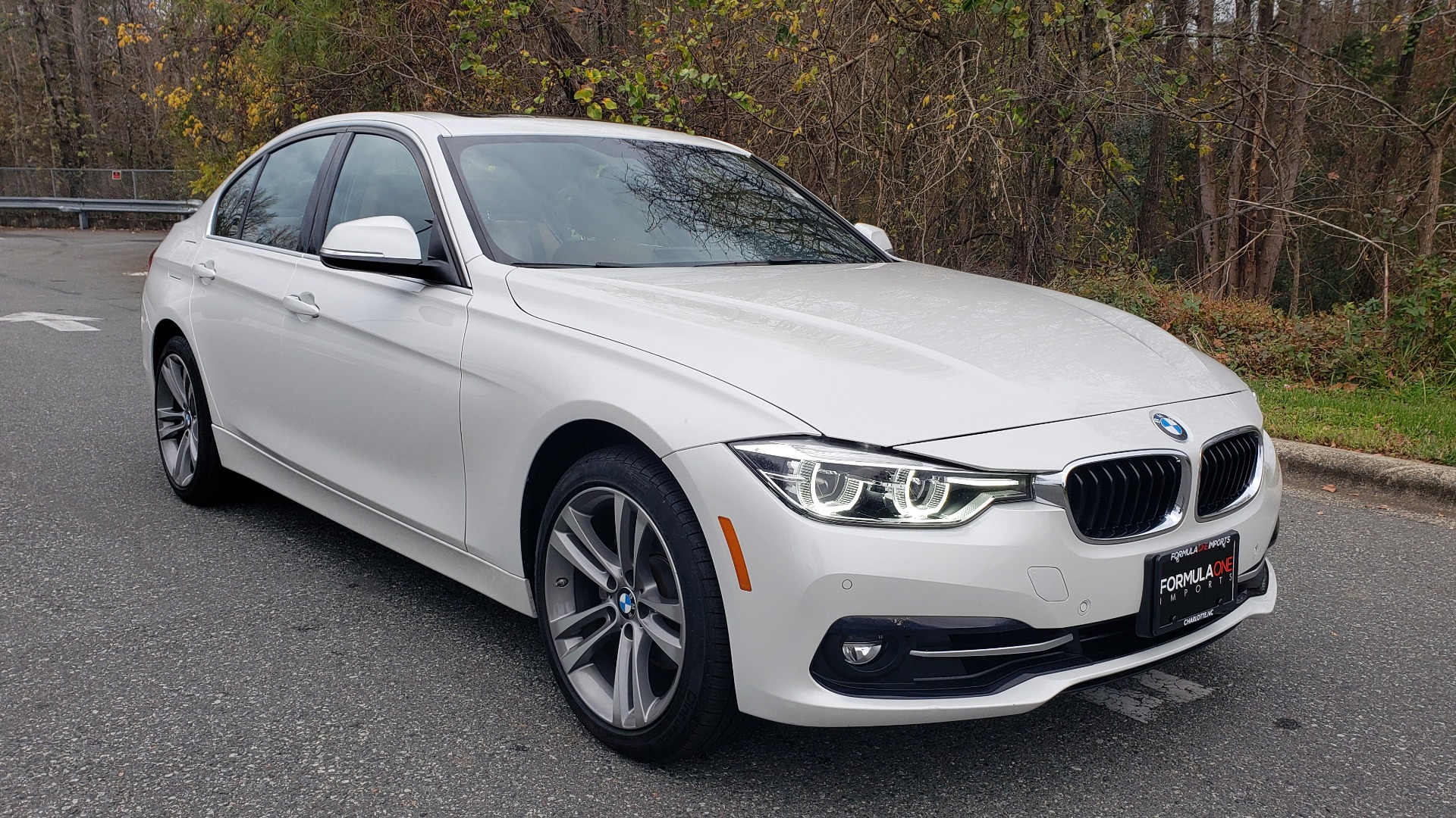Used 2017 BMW 3 SERIES 330I XDRIVE PREMIUM / NAV / DRVR ASST / CLD WTHR / REARVIEW for sale $24,695 at Formula Imports in Charlotte NC 28227 4