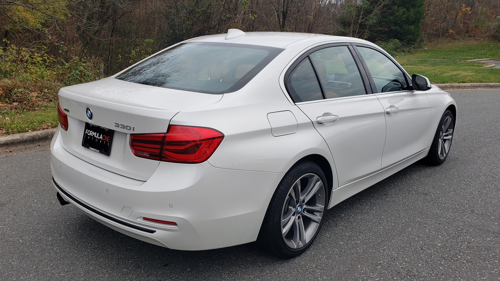 Used 2017 BMW 3 SERIES 330I XDRIVE PREMIUM / NAV / DRVR ASST / CLD WTHR / REARVIEW for sale $24,695 at Formula Imports in Charlotte NC 28227 6