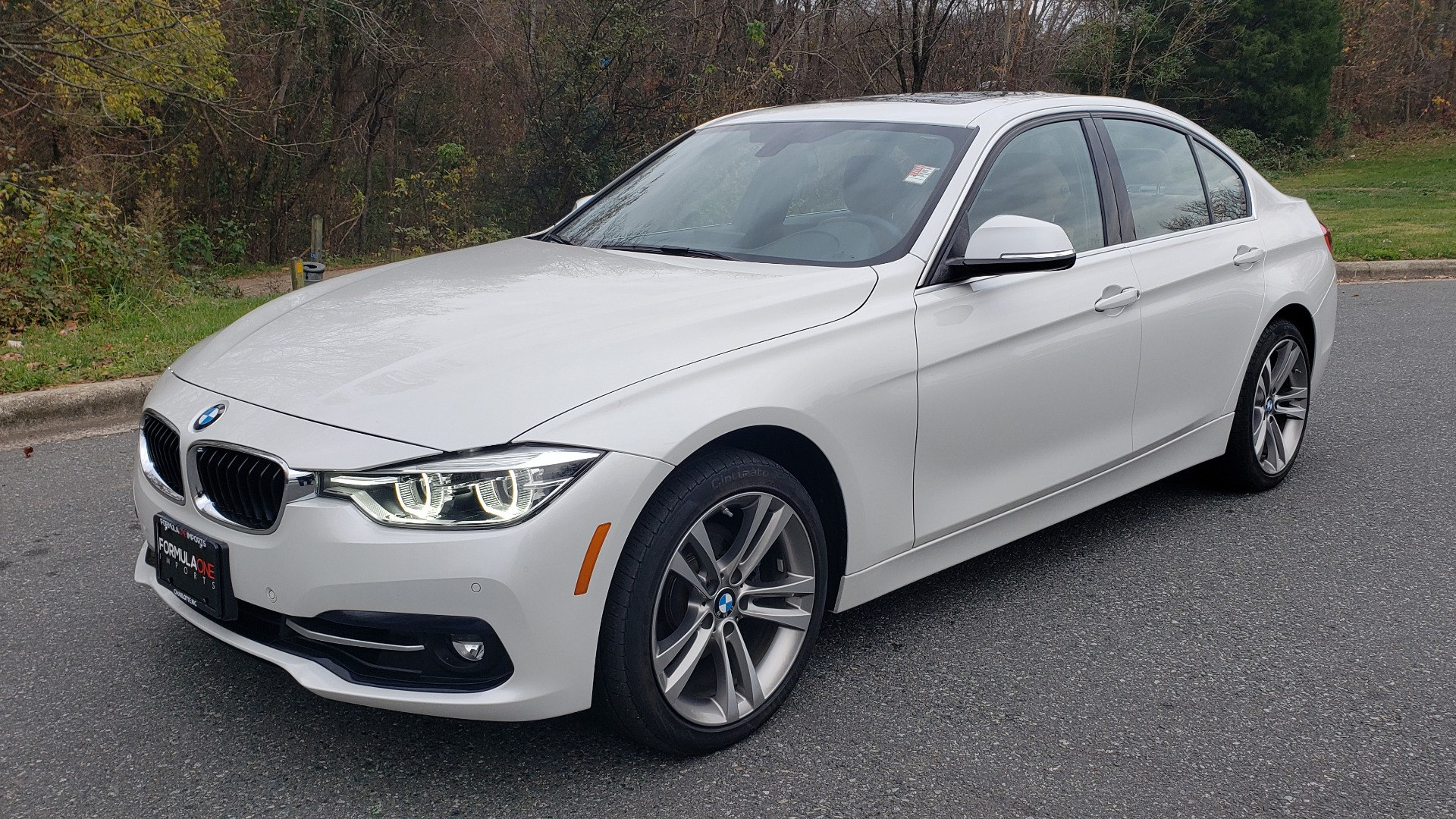Used 2017 BMW 3 SERIES 330I XDRIVE PREMIUM / NAV / DRVR ASST / CLD WTHR / REARVIEW for sale $24,695 at Formula Imports in Charlotte NC 28227 1
