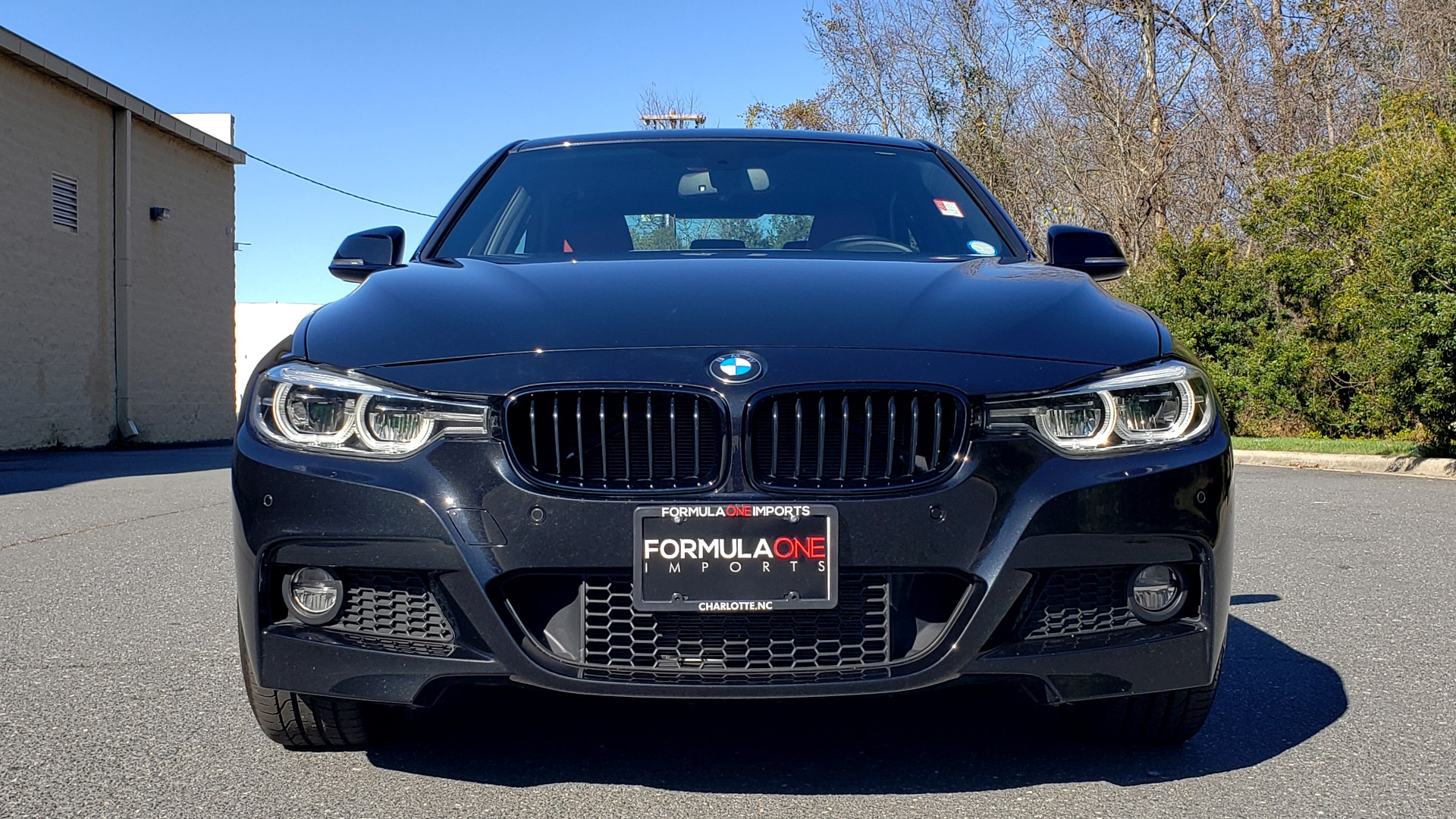 Used 2017 BMW 3 SERIES 330IXDRIVE M-SPORT / PREMIUM / DRVR ASST / CLD WTHR / NAV / APPLE CARPLAY for sale $27,495 at Formula Imports in Charlotte NC 28227 17