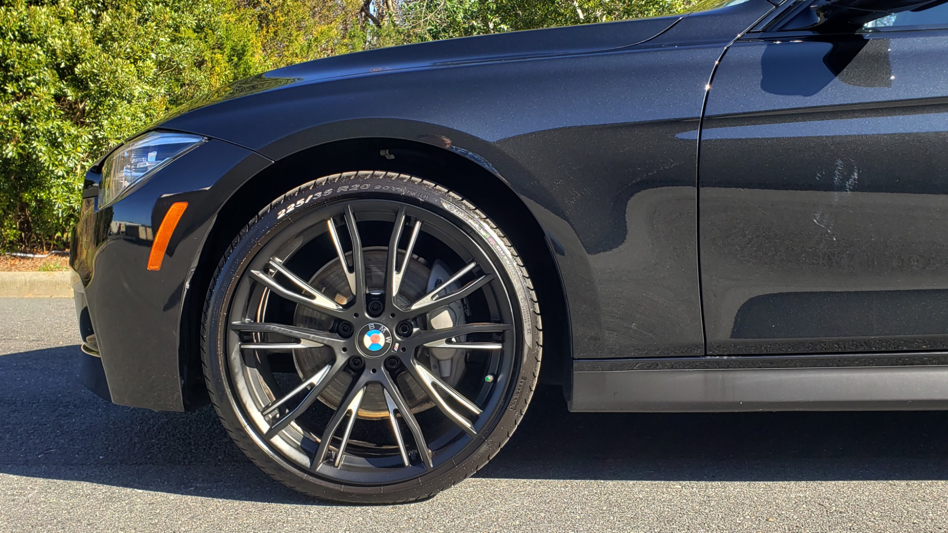 Used 2017 BMW 3 SERIES 330IXDRIVE M-SPORT / PREMIUM / DRVR ASST / CLD WTHR / NAV / APPLE CARPLAY for sale $27,495 at Formula Imports in Charlotte NC 28227 73