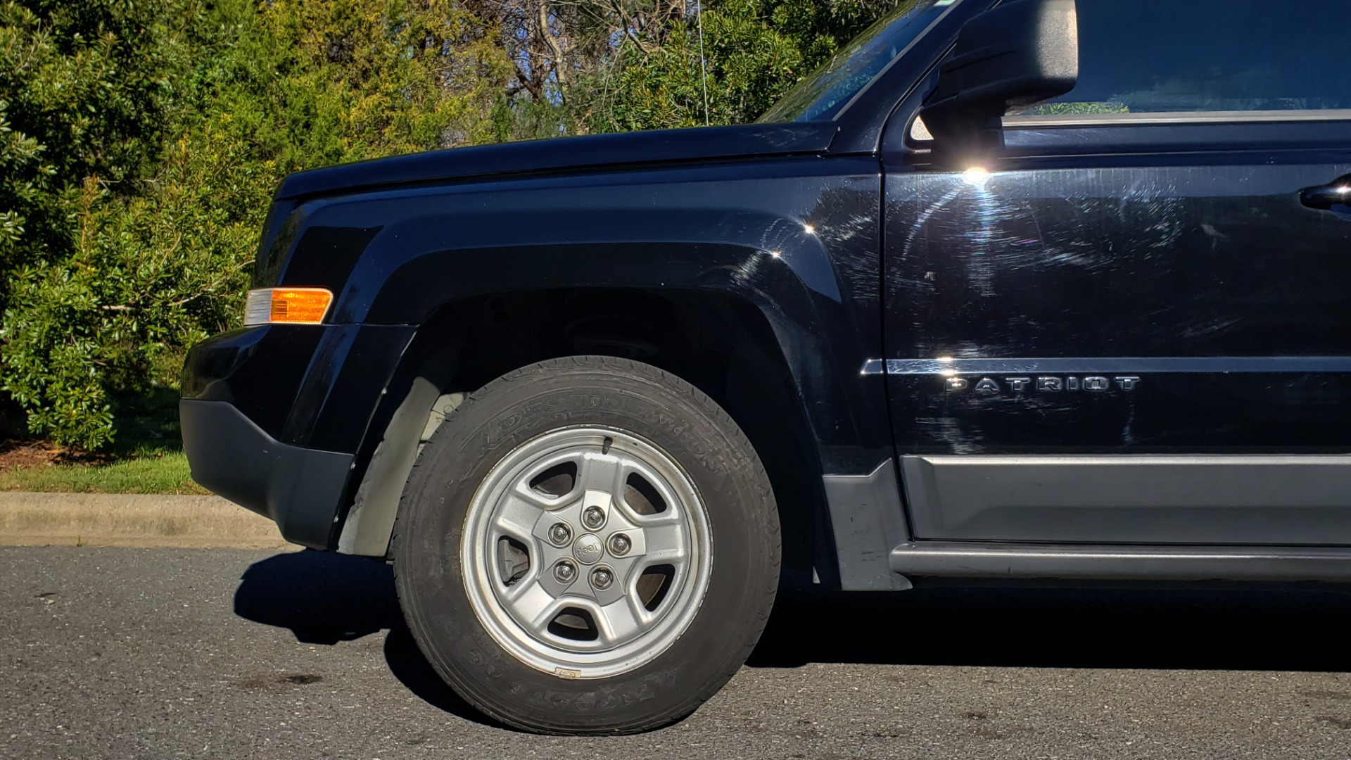 Used 2014 Jeep PATRIOT SPORT / 4WD 4-DR / POWER VALUE GRP / 4-CYL / 6-SPD AUTO for sale Sold at Formula Imports in Charlotte NC 28227 65