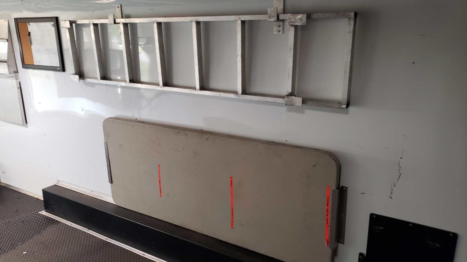 Used 2012 Hurricane 8.5x32 ENCLOSED TRAILER RAMP / AIR CONDITIONING / LOTS OF STORAGE for sale Sold at Formula Imports in Charlotte NC 28227 23