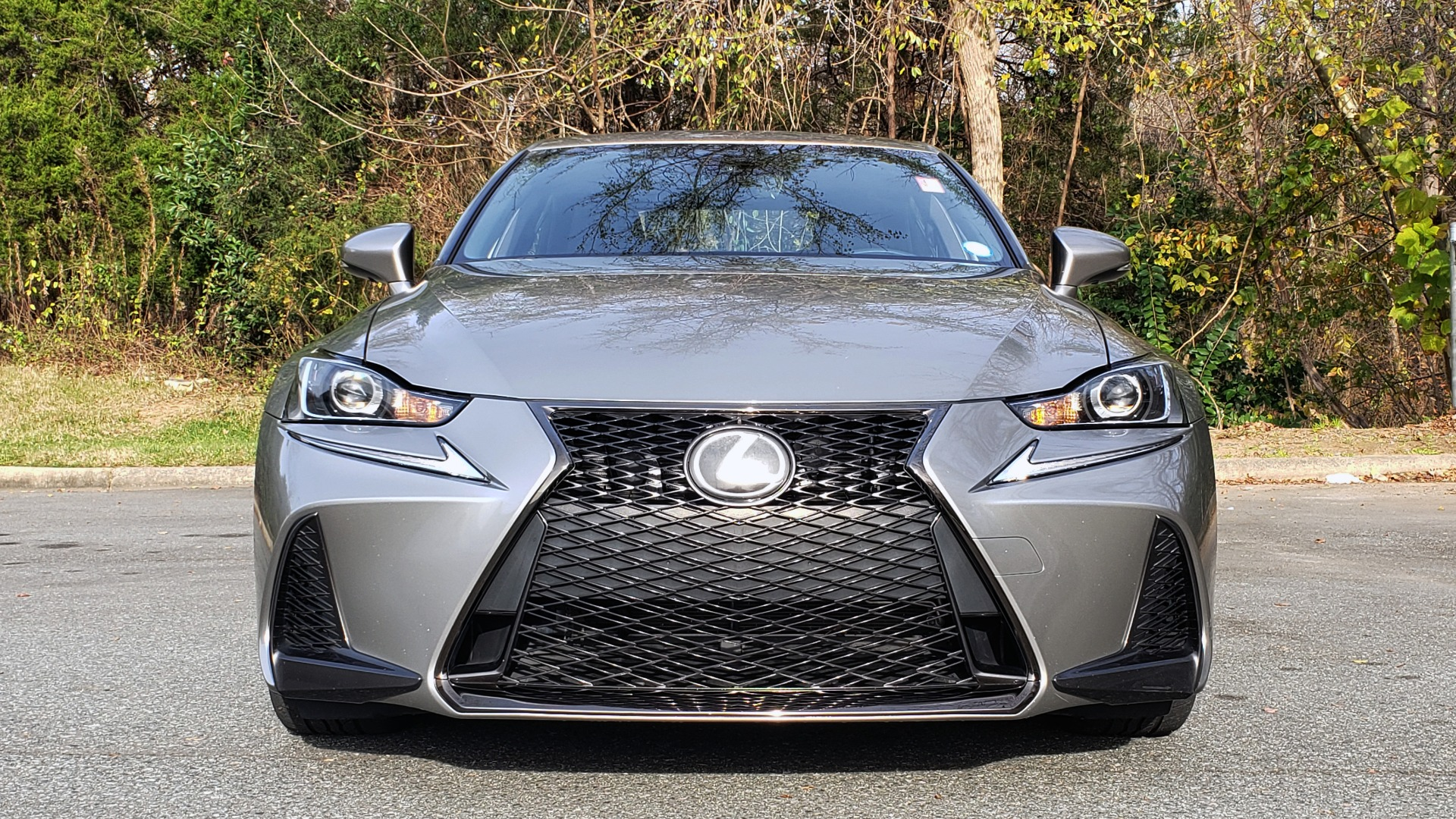 Used 2017 Lexus IS 200 TURBO F-SPORT / BSM / SUNROOF / VENT SEATS / REARVIEW for sale $24,945 at Formula Imports in Charlotte NC 28227 18