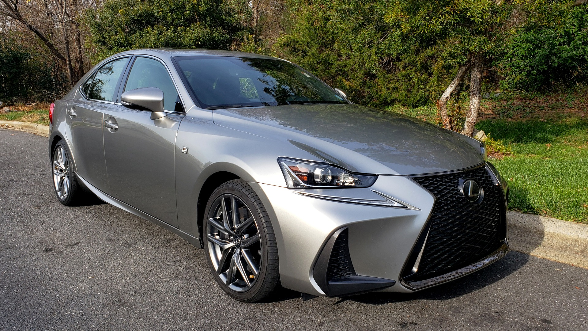Used 2017 Lexus IS 200 TURBO F-SPORT / BSM / SUNROOF / VENT SEATS / REARVIEW for sale $24,945 at Formula Imports in Charlotte NC 28227 4
