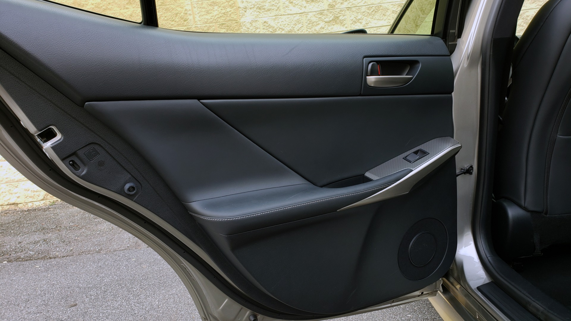 Used 2017 Lexus IS 200 TURBO F-SPORT / BSM / SUNROOF / VENT SEATS / REARVIEW for sale Sold at Formula Imports in Charlotte NC 28227 51