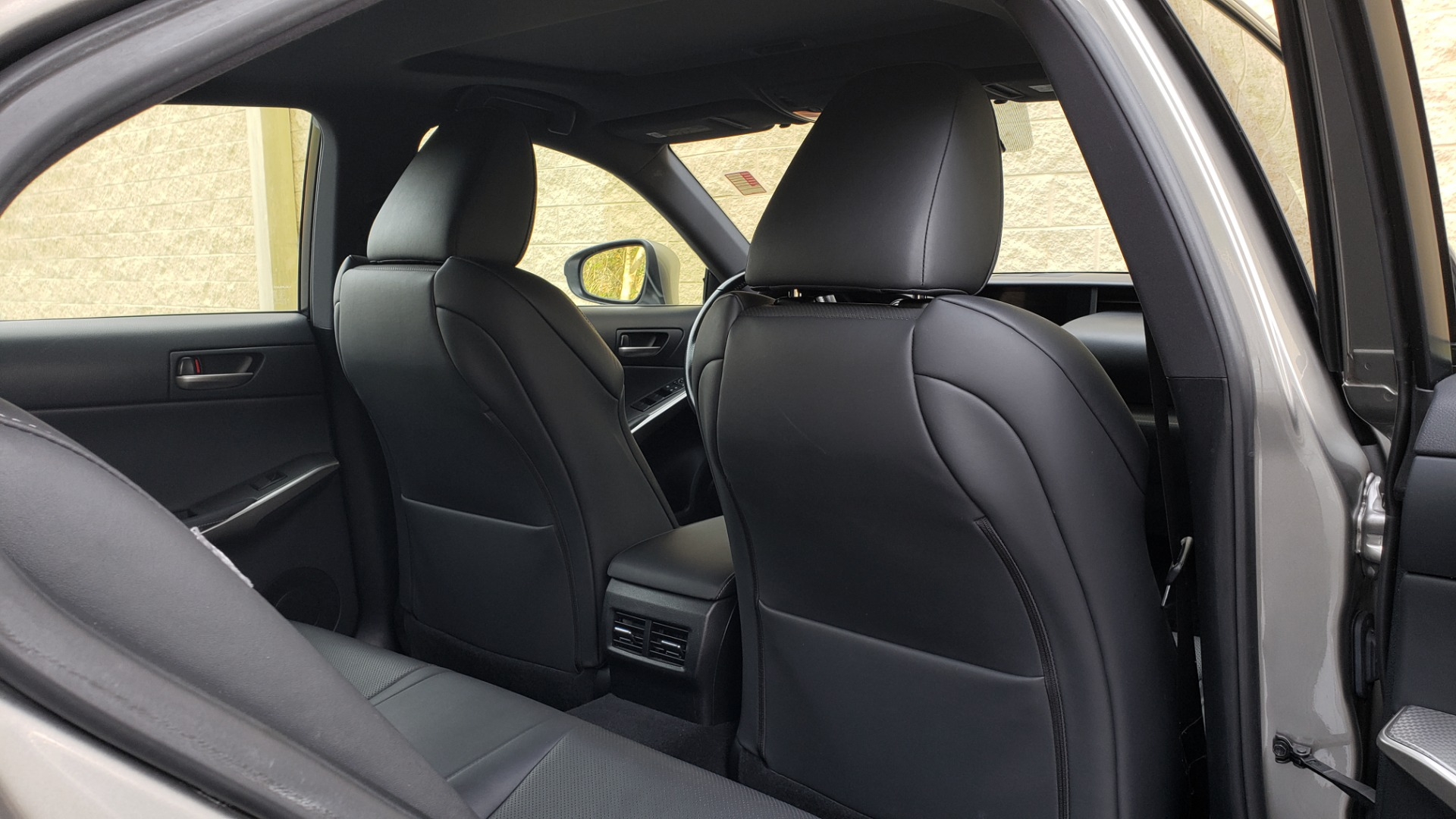 Used 2017 Lexus IS 200 TURBO F-SPORT / BSM / SUNROOF / VENT SEATS / REARVIEW for sale Sold at Formula Imports in Charlotte NC 28227 67