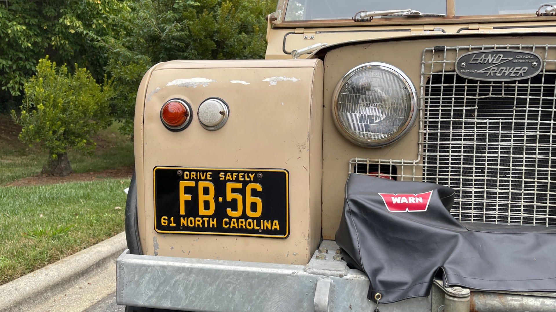 Used 1960 Land Rover 88 SERIES II VORTEC 4.8L V8 / 4X4 / 4-SPEED MANUAL / LIFTED / SOFT-TOP for sale $40,995 at Formula Imports in Charlotte NC 28227 13