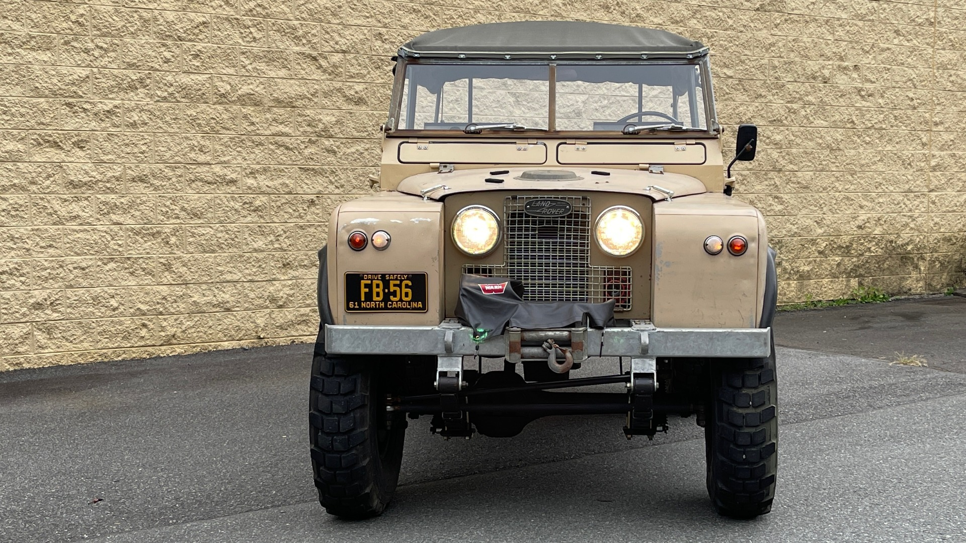 Used 1960 Land Rover 88 SERIES II VORTEC 4.8L V8 / 4X4 / 4-SPEED MANUAL / LIFTED / SOFT-TOP for sale $40,995 at Formula Imports in Charlotte NC 28227 2