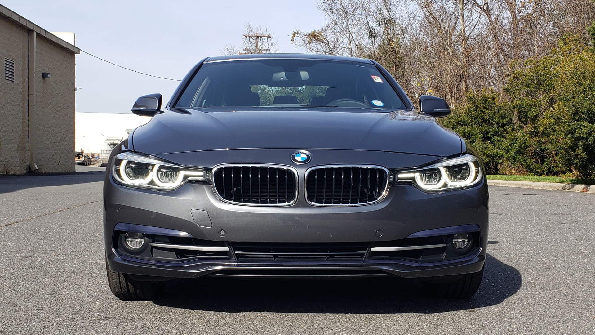 Used 2017 BMW 3 SERIES 330I PREMIUM / DRVR ASST / NAV / SUNROOF / HTD STS / REARVIEW for sale Sold at Formula Imports in Charlotte NC 28227 19