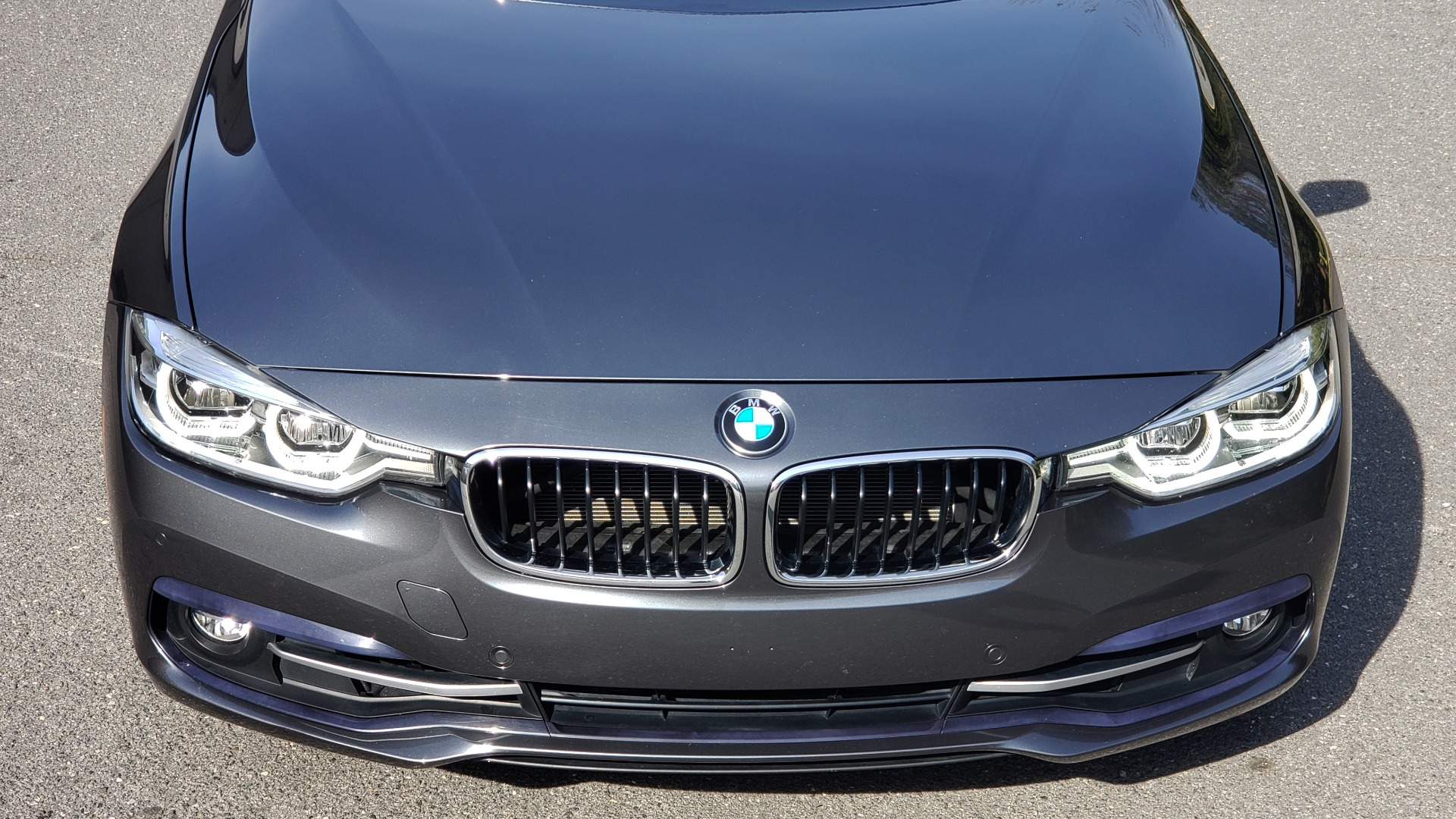 Used 2017 BMW 3 SERIES 330I PREMIUM / DRVR ASST / NAV / SUNROOF / HTD STS / REARVIEW for sale Sold at Formula Imports in Charlotte NC 28227 23