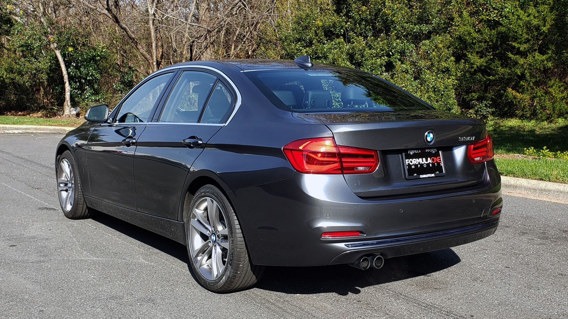 Used 2017 BMW 3 SERIES 330I PREMIUM / DRVR ASST / NAV / SUNROOF / HTD STS / REARVIEW for sale Sold at Formula Imports in Charlotte NC 28227 3