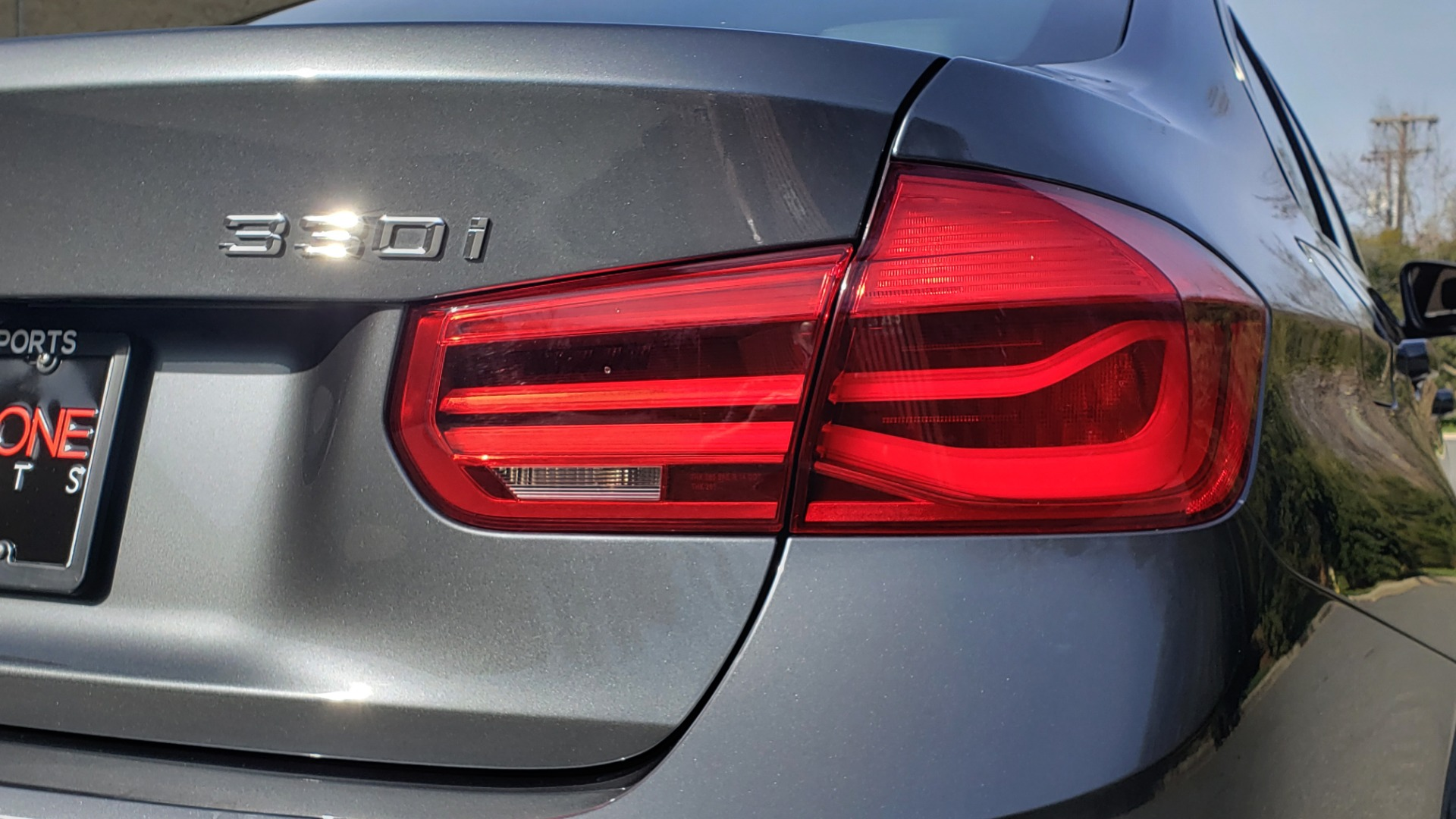 Used 2017 BMW 3 SERIES 330I PREMIUM / DRVR ASST / NAV / SUNROOF / HTD STS / REARVIEW for sale Sold at Formula Imports in Charlotte NC 28227 30