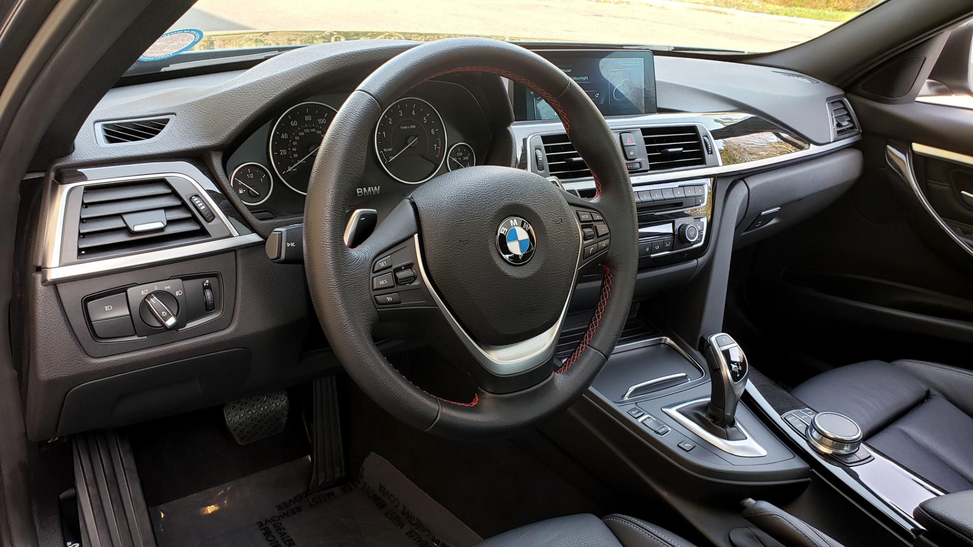 Used 2017 BMW 3 SERIES 330I PREMIUM / DRVR ASST / NAV / SUNROOF / HTD STS / REARVIEW for sale Sold at Formula Imports in Charlotte NC 28227 38