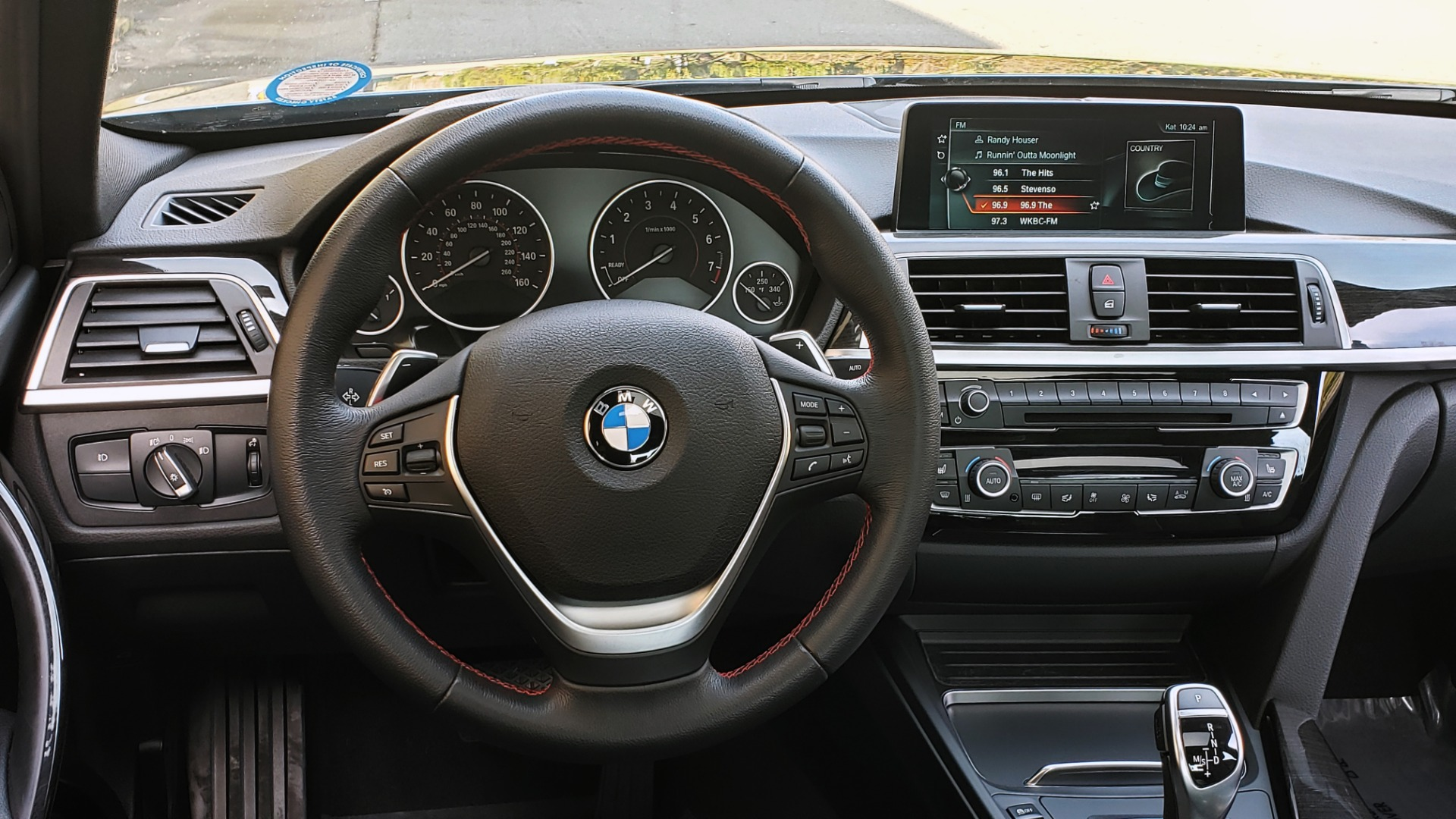 Used 2017 BMW 3 SERIES 330I PREMIUM / DRVR ASST / NAV / SUNROOF / HTD STS / REARVIEW for sale Sold at Formula Imports in Charlotte NC 28227 40