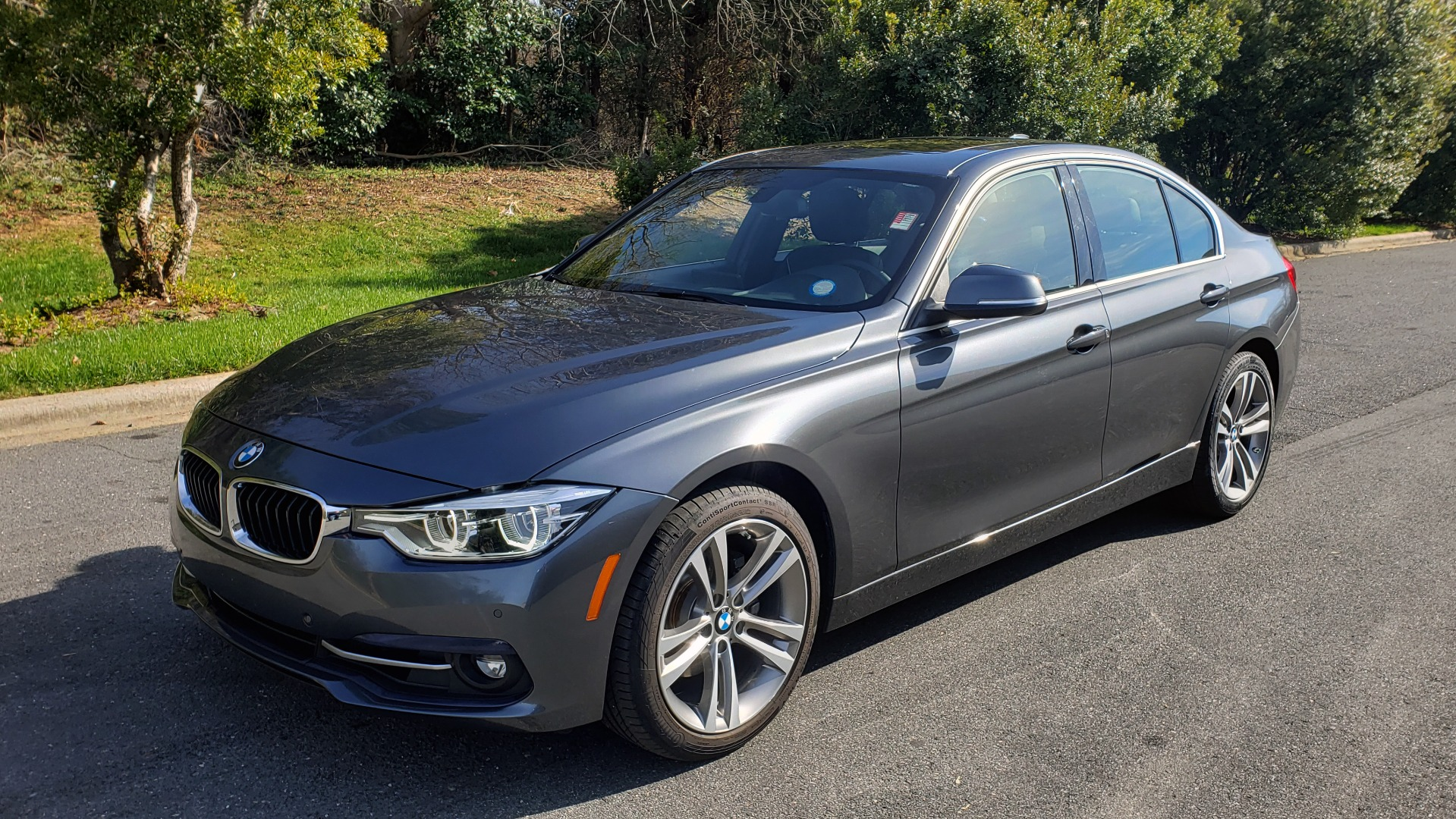 Used 2017 BMW 3 SERIES 330I PREMIUM / DRVR ASST / NAV / SUNROOF / HTD STS / REARVIEW for sale Sold at Formula Imports in Charlotte NC 28227 1