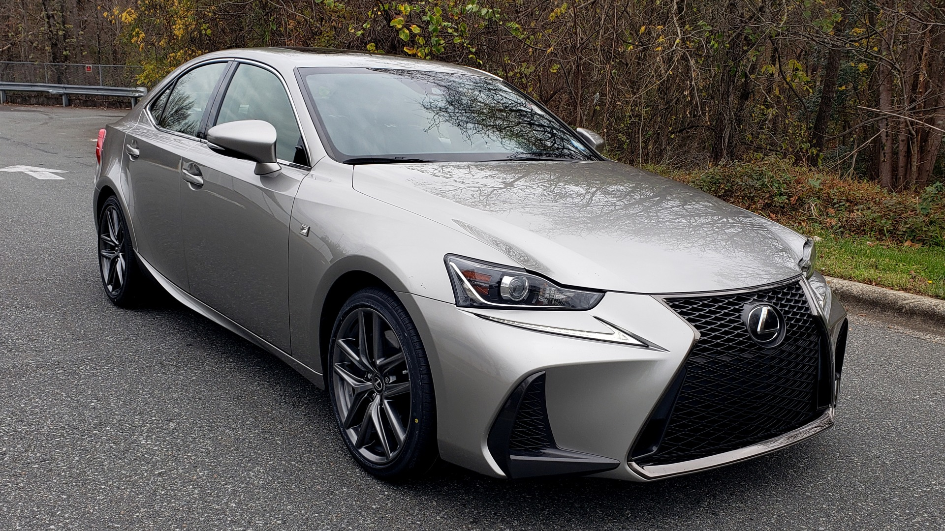 Used 2017 Lexus IS 200 TURBO F-SPORT / BSM / SUNROOF / VENT SEATS / REARVIEW for sale Sold at Formula Imports in Charlotte NC 28227 11