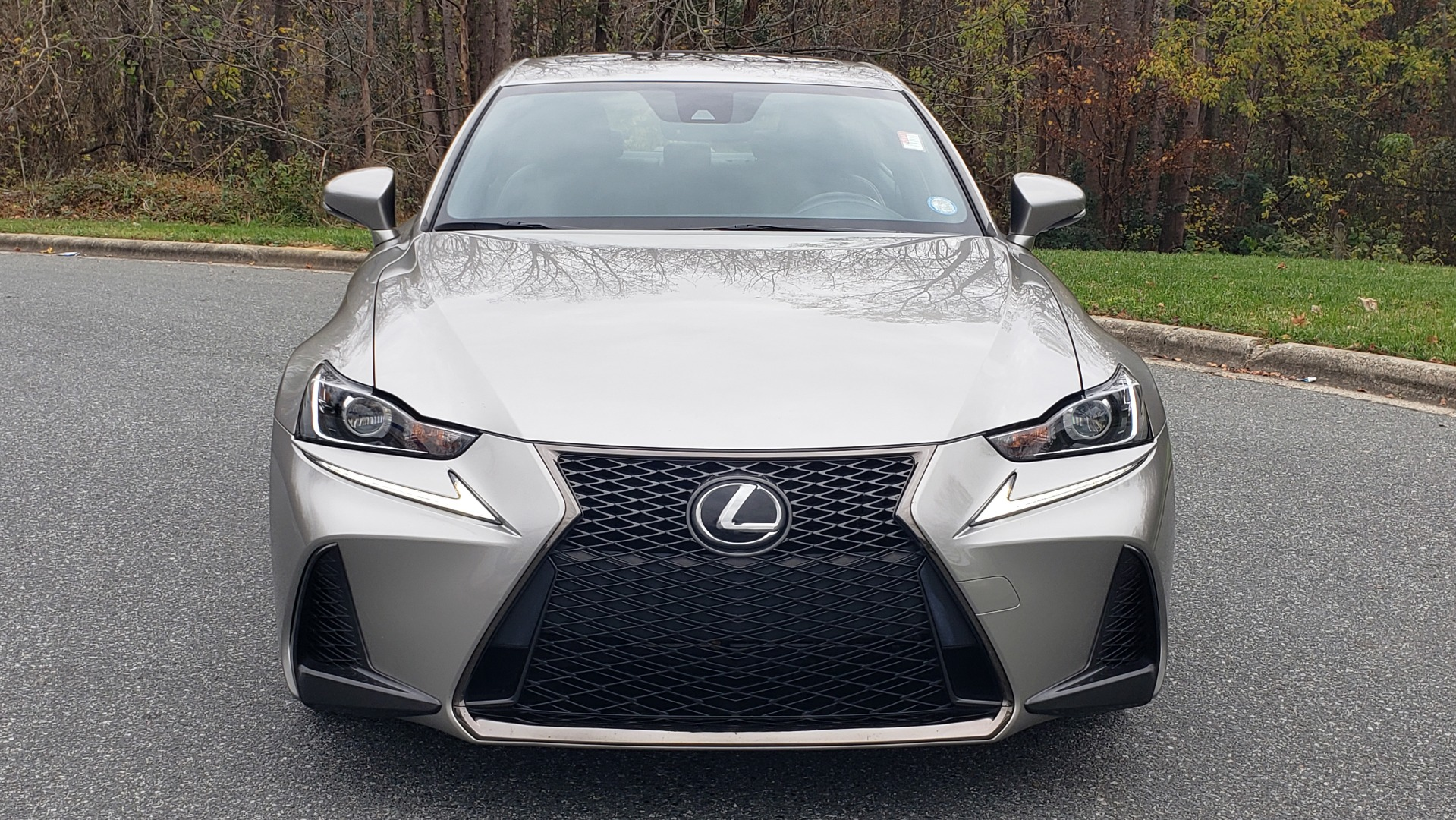 Used 2017 Lexus IS 200 TURBO F-SPORT / BSM / SUNROOF / VENT SEATS / REARVIEW for sale Sold at Formula Imports in Charlotte NC 28227 24
