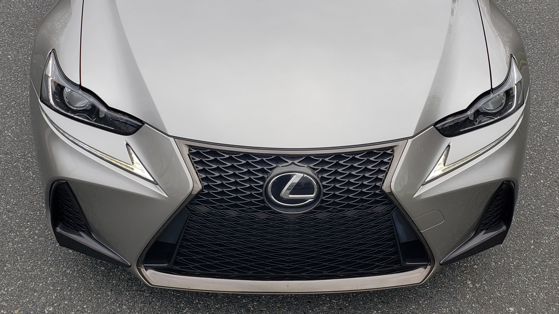 Used 2017 Lexus IS 200 TURBO F-SPORT / BSM / SUNROOF / VENT SEATS / REARVIEW for sale Sold at Formula Imports in Charlotte NC 28227 27