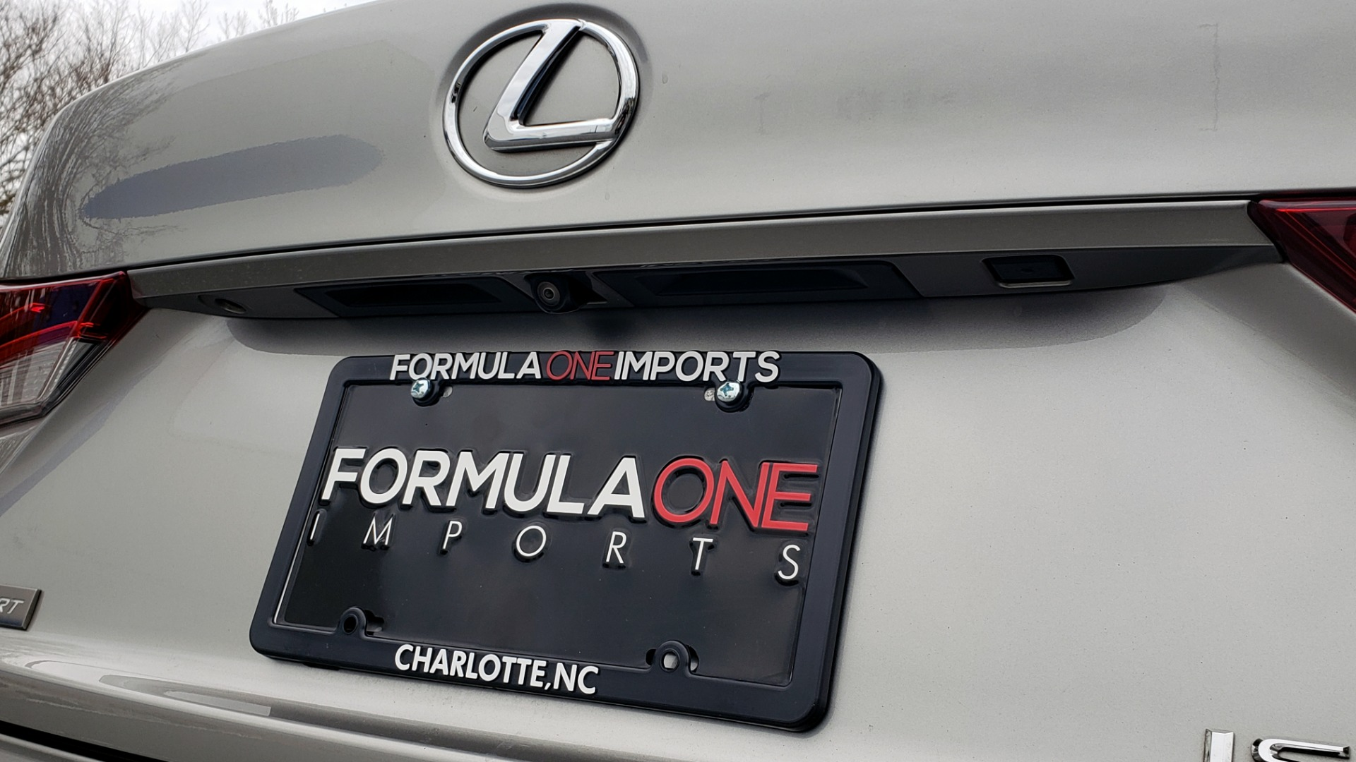 Used 2017 Lexus IS 200 TURBO F-SPORT / BSM / SUNROOF / VENT SEATS / REARVIEW for sale Sold at Formula Imports in Charlotte NC 28227 34