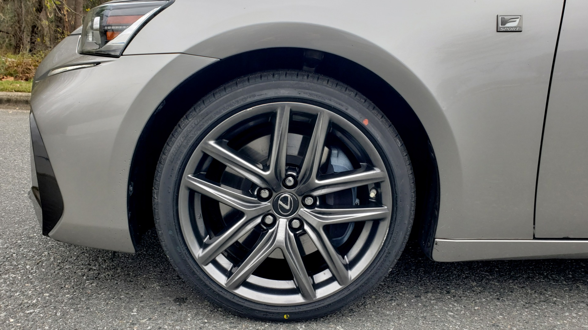 Used 2017 Lexus IS 200 TURBO F-SPORT / BSM / SUNROOF / VENT SEATS / REARVIEW for sale Sold at Formula Imports in Charlotte NC 28227 6