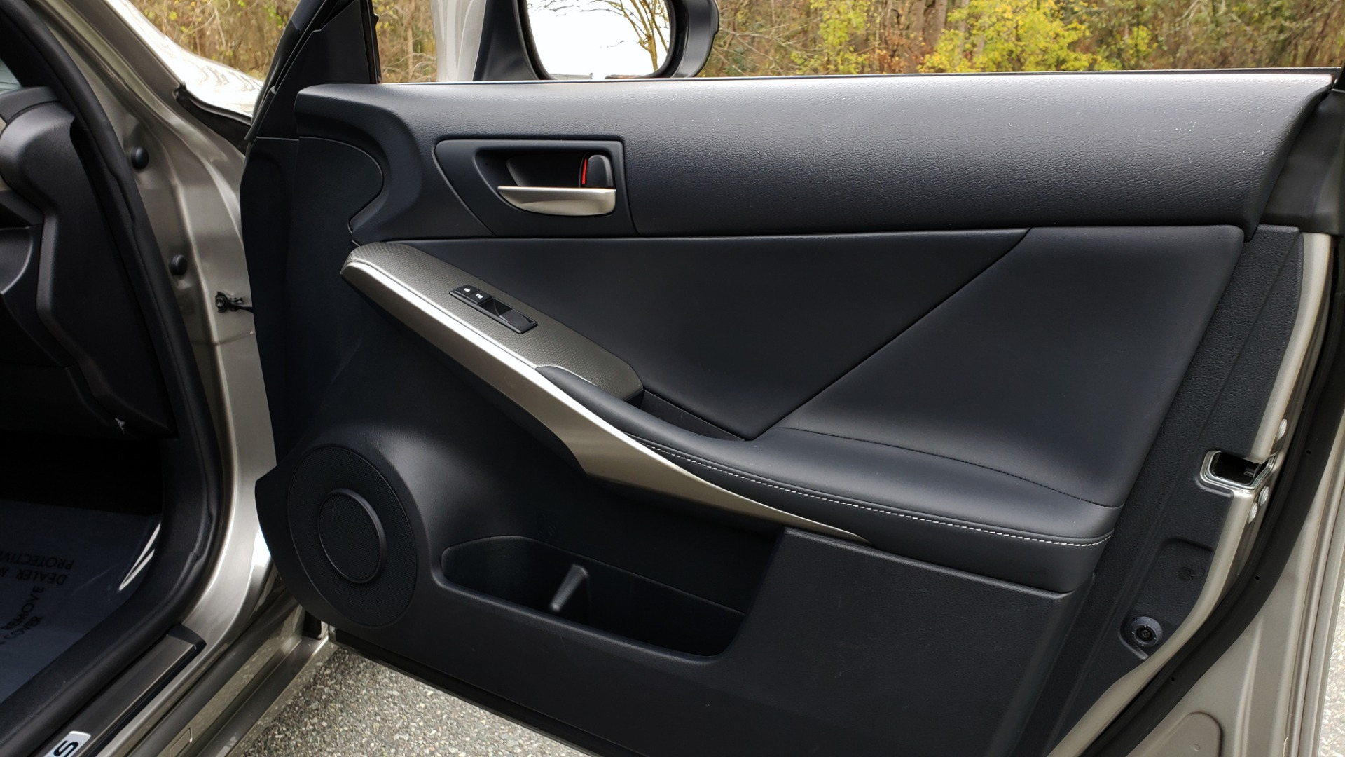 Used 2017 Lexus IS 200 TURBO F-SPORT / BSM / SUNROOF / VENT SEATS / REARVIEW for sale Sold at Formula Imports in Charlotte NC 28227 66
