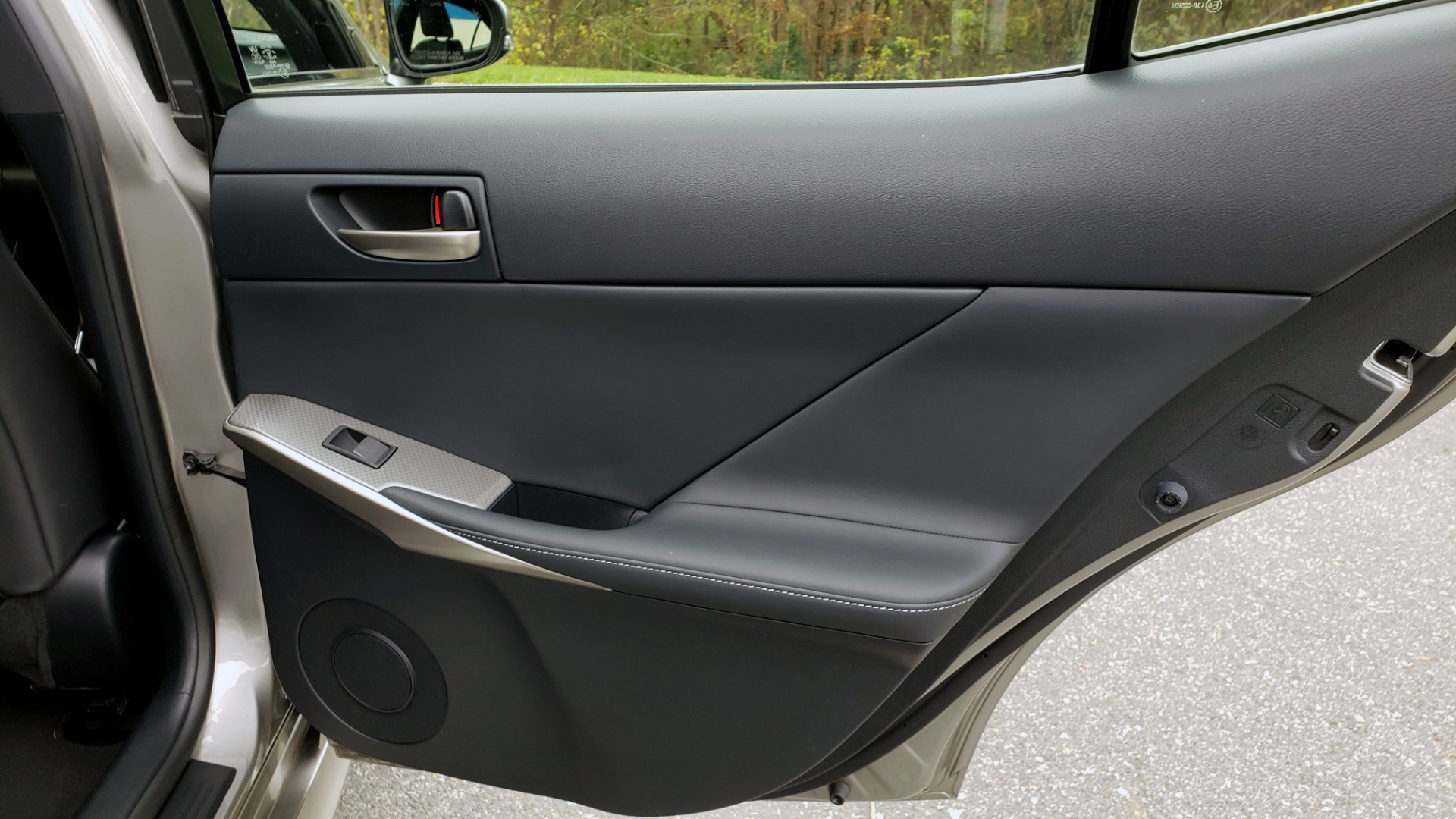 Used 2017 Lexus IS 200 TURBO F-SPORT / BSM / SUNROOF / VENT SEATS / REARVIEW for sale Sold at Formula Imports in Charlotte NC 28227 74