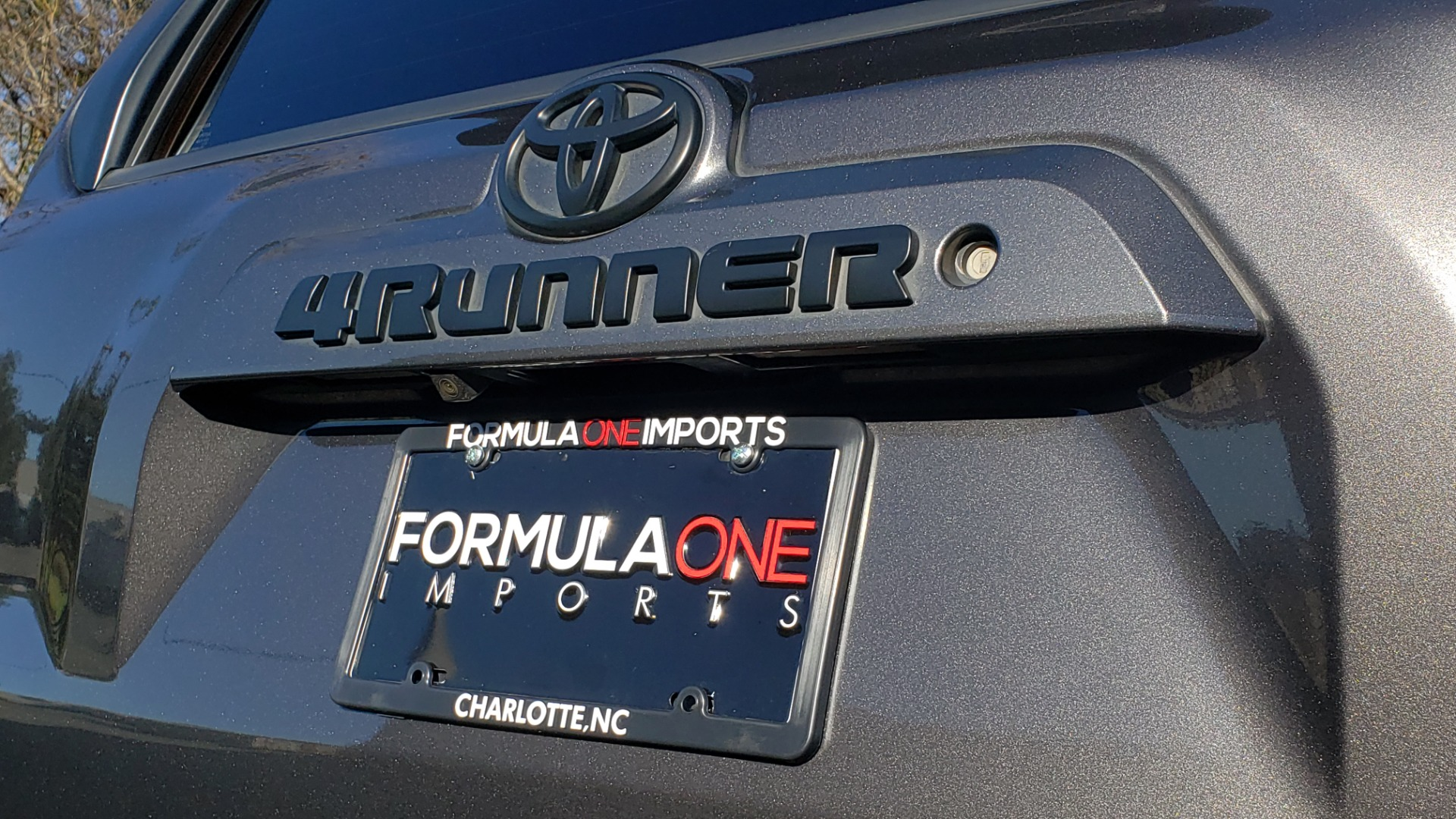 Used 2016 Toyota 4RUNNER SR5 4X2 V6 / NAV / ENTUNE PREM AUDIO / REARVIEW for sale Sold at Formula Imports in Charlotte NC 28227 31