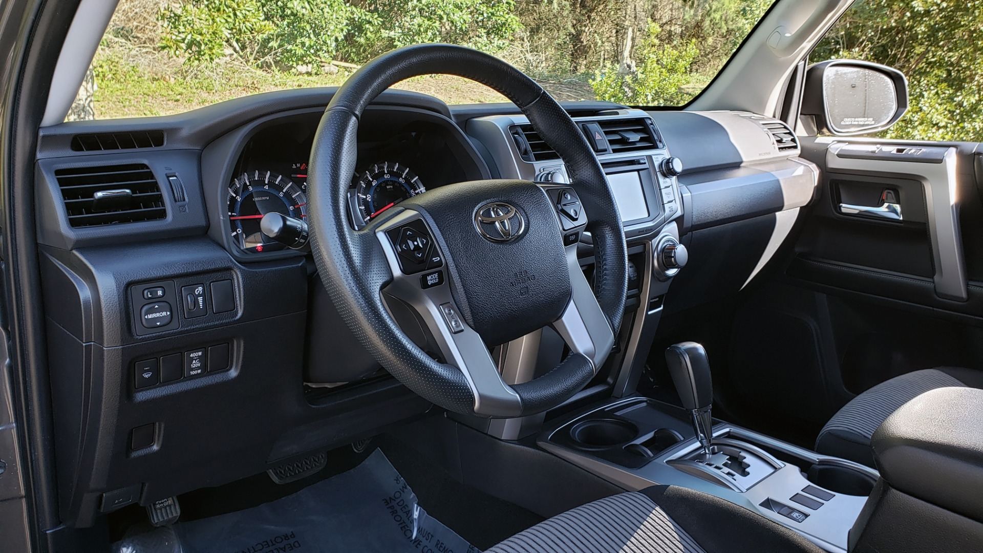 Used 2016 Toyota 4RUNNER SR5 4X2 V6 / NAV / ENTUNE PREM AUDIO / REARVIEW for sale Sold at Formula Imports in Charlotte NC 28227 36