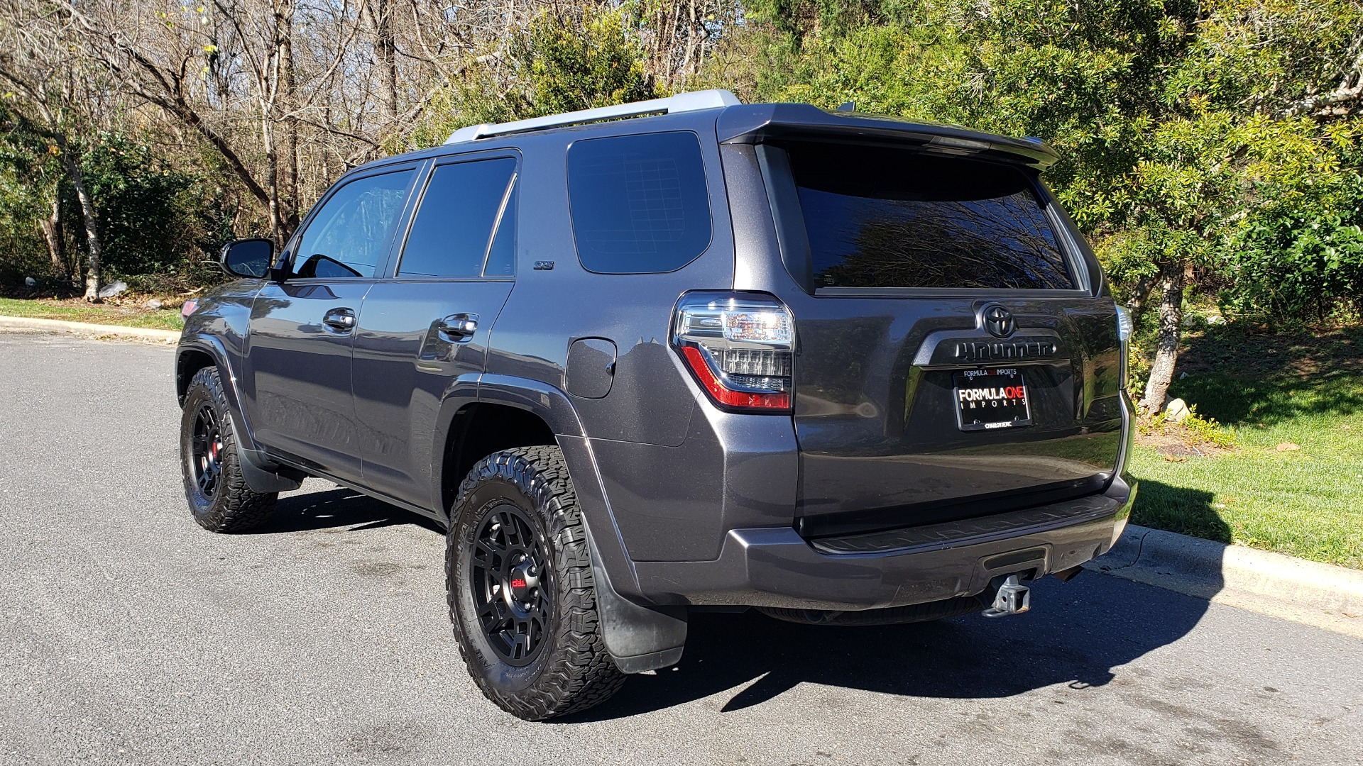 Used 2016 Toyota 4RUNNER SR5 4X2 V6 / NAV / ENTUNE PREM AUDIO / REARVIEW for sale Sold at Formula Imports in Charlotte NC 28227 5