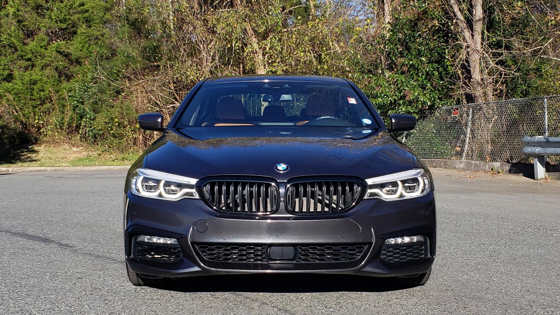 Used 2018 BMW 5 SERIES 540I M-SPORT / DRVR ASST / EXEC PKG / NAV / SUNROOF / HUD / REARVIEW for sale Sold at Formula Imports in Charlotte NC 28227 18
