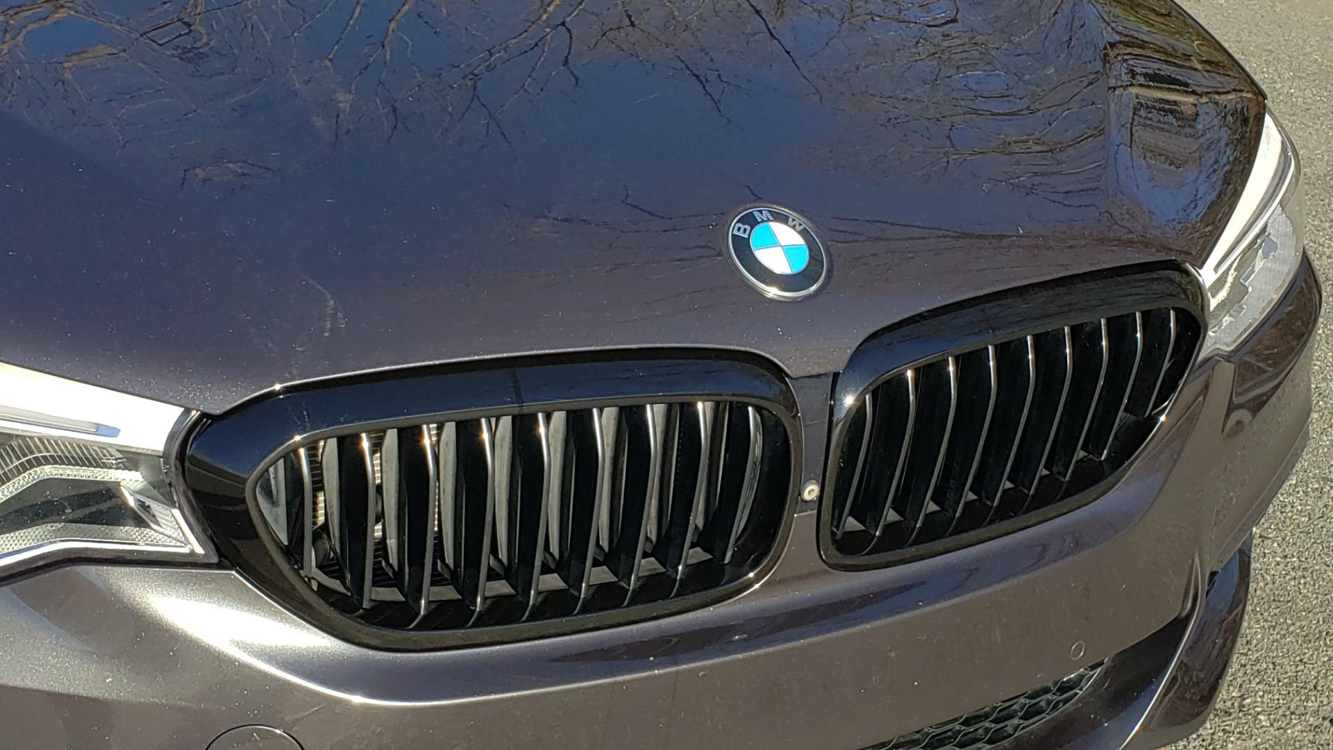 Used 2018 BMW 5 SERIES 540I M-SPORT / DRVR ASST / EXEC PKG / NAV / SUNROOF / HUD / REARVIEW for sale Sold at Formula Imports in Charlotte NC 28227 21