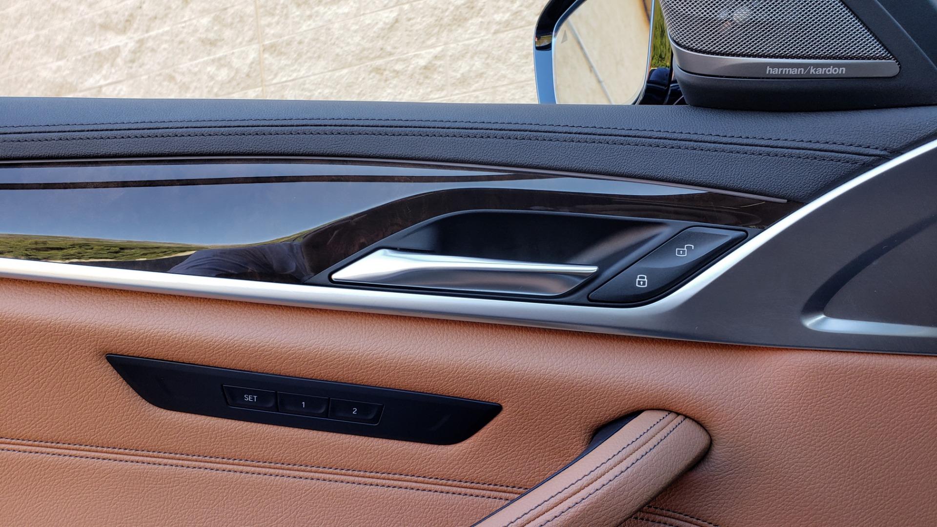Used 2018 BMW 5 SERIES 540I M-SPORT / DRVR ASST / EXEC PKG / NAV / SUNROOF / HUD / REARVIEW for sale Sold at Formula Imports in Charlotte NC 28227 33
