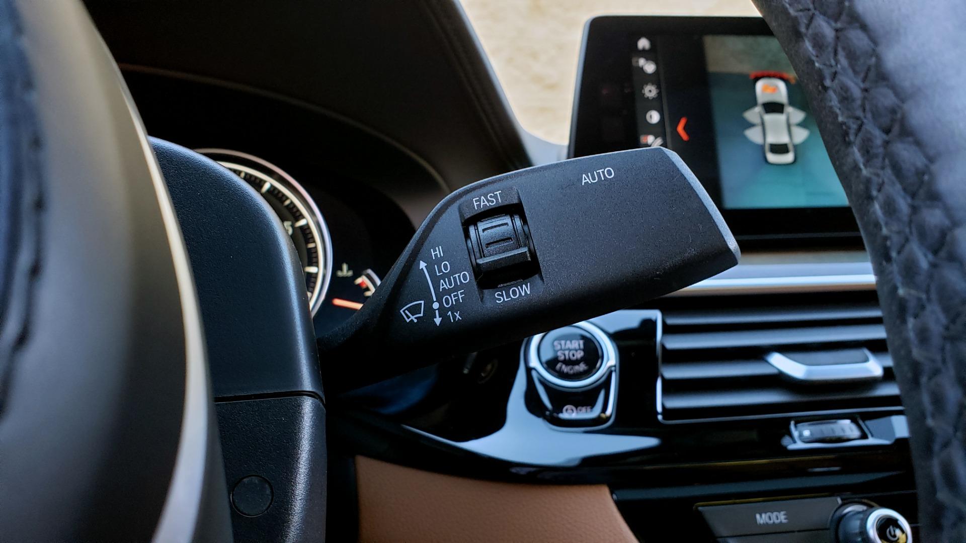Used 2018 BMW 5 SERIES 540I M-SPORT / DRVR ASST / EXEC PKG / NAV / SUNROOF / HUD / REARVIEW for sale Sold at Formula Imports in Charlotte NC 28227 44