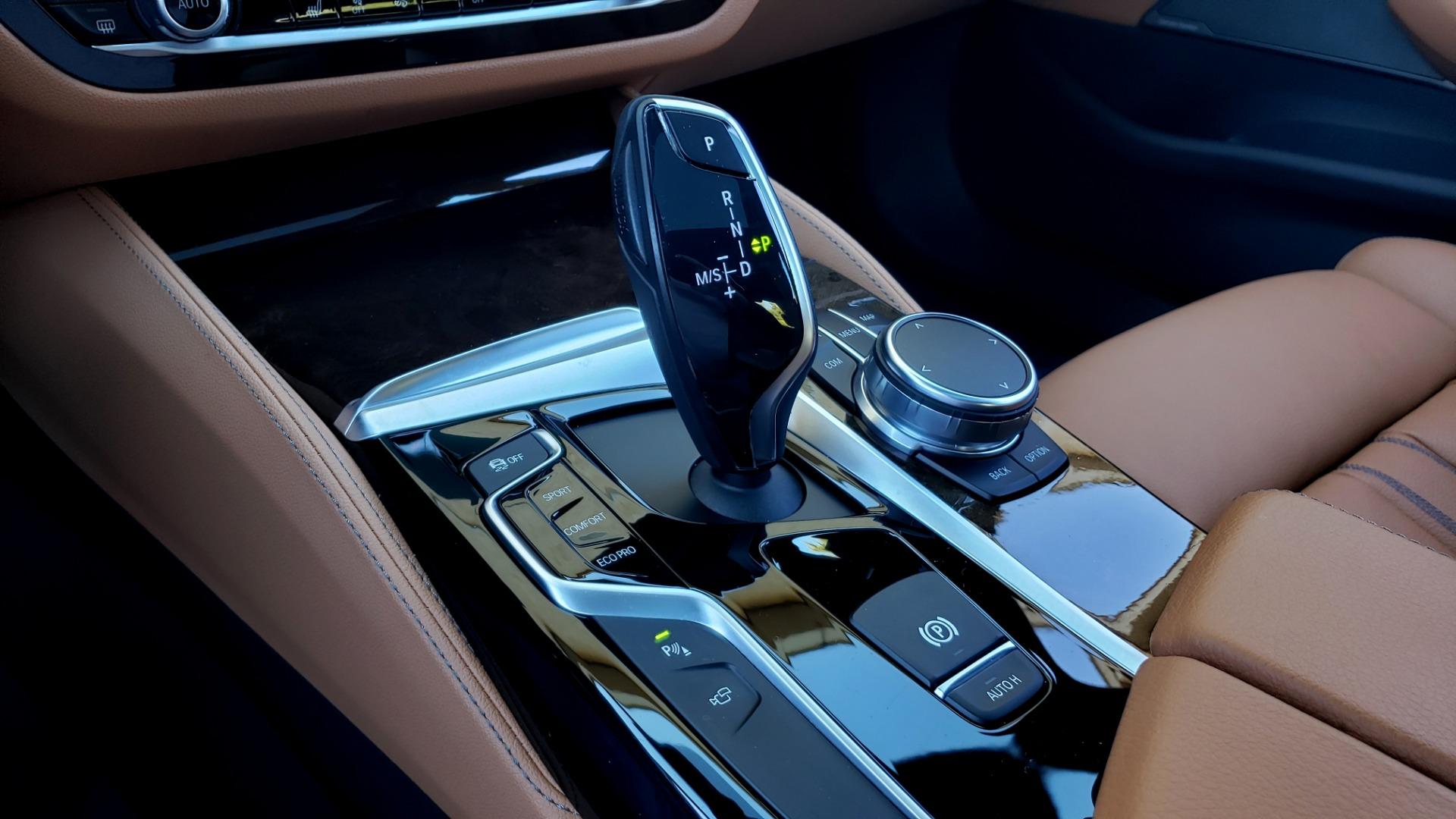 Used 2018 BMW 5 SERIES 540I M-SPORT / DRVR ASST / EXEC PKG / NAV / SUNROOF / HUD / REARVIEW for sale Sold at Formula Imports in Charlotte NC 28227 51