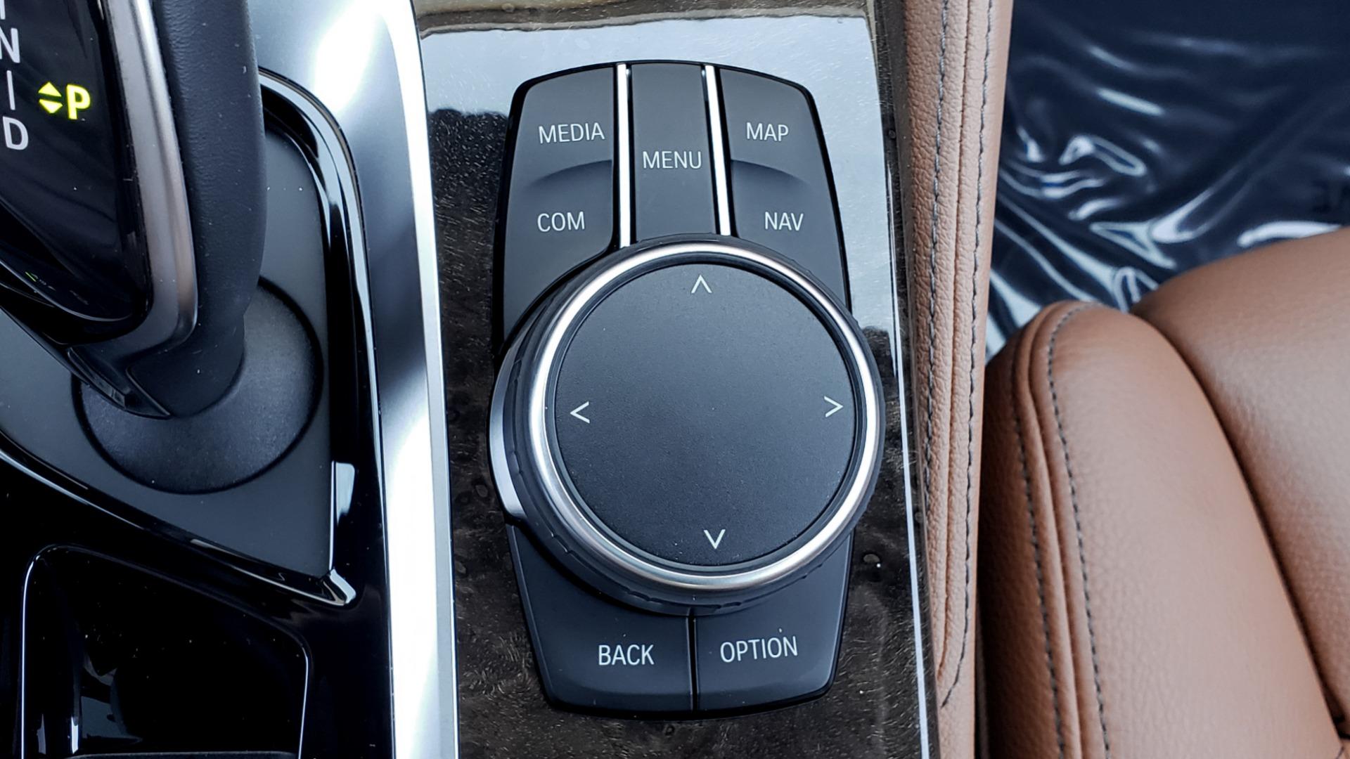 Used 2018 BMW 5 SERIES 540I M-SPORT / DRVR ASST / EXEC PKG / NAV / SUNROOF / HUD / REARVIEW for sale Sold at Formula Imports in Charlotte NC 28227 52